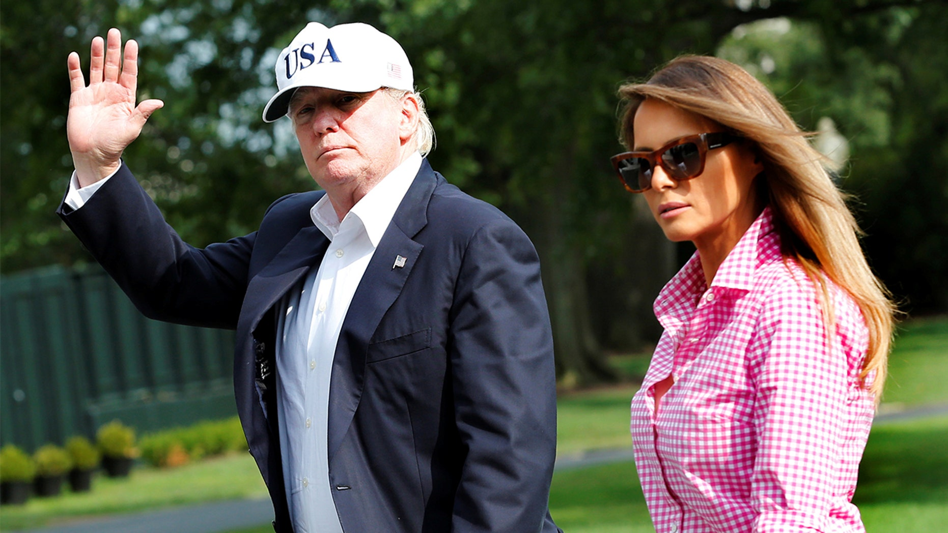 Vanity Fair left Melania Trump off the International Best Dressed List and some are accusing the magazine of having political motives