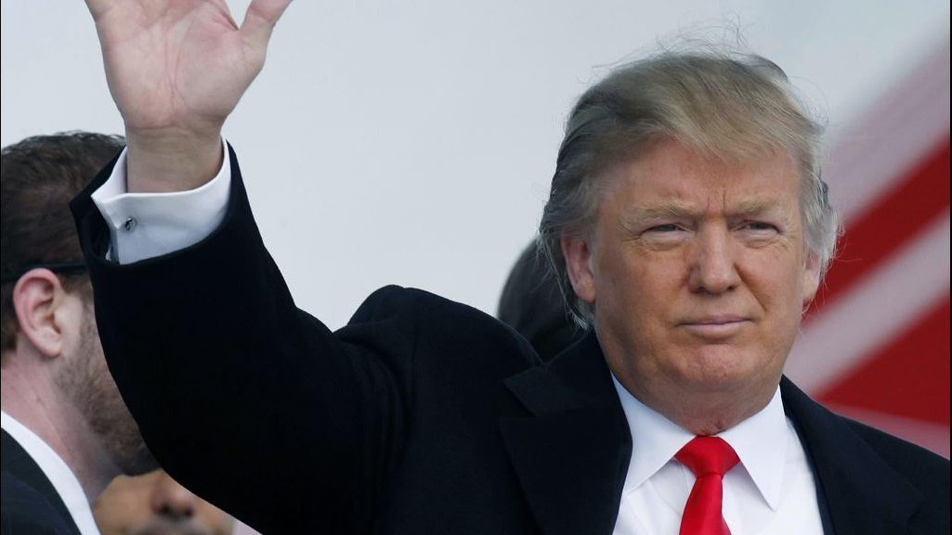 Donald Trump (AP Photo)