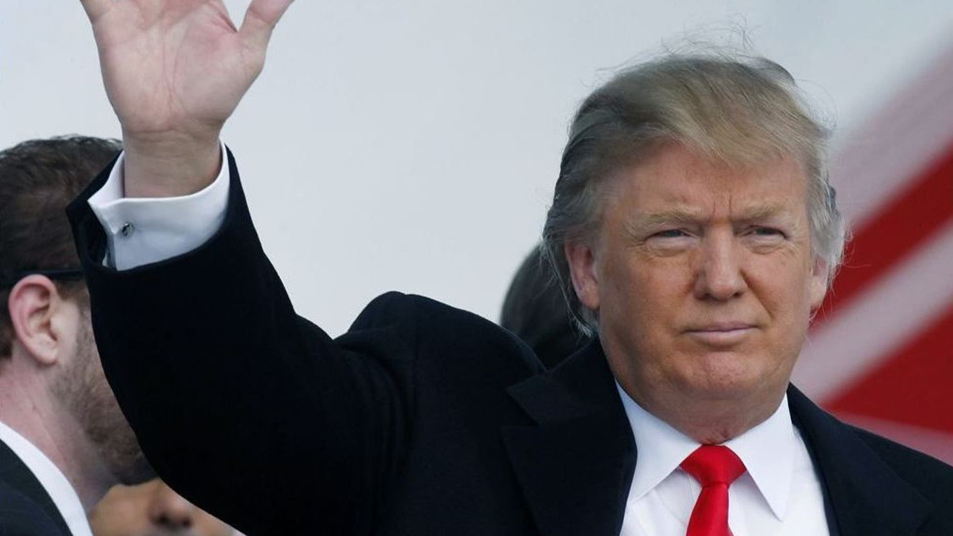 Possible 2012 GOP contender Donald Trump (File Photo)