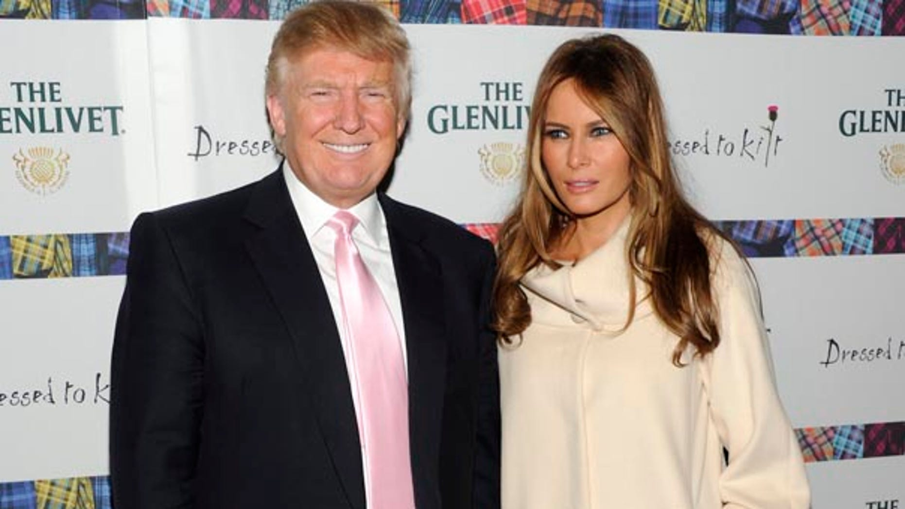 If Donald Trump became president, Melania Trump would become the first foreign-born first lady since Louisa Adams, wife of John Quincy Adams, the sixth U.S. president who served from 1825-1829.