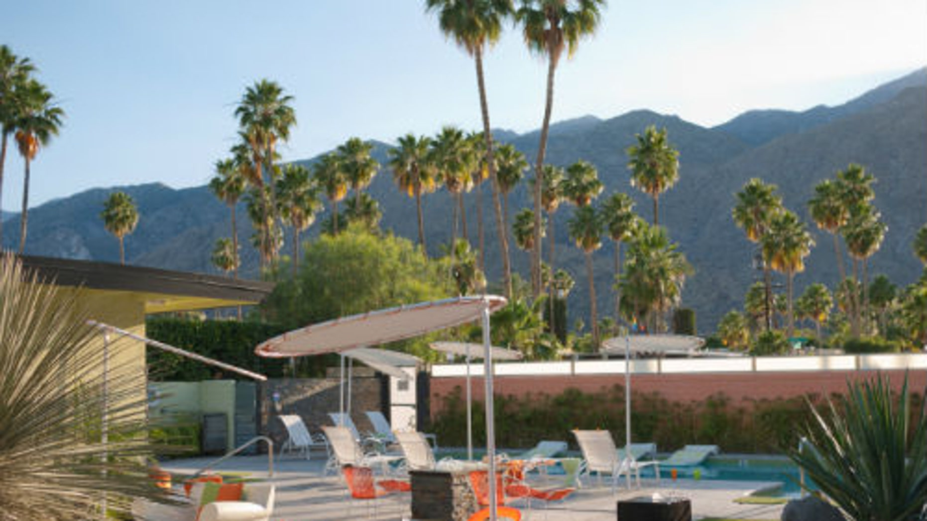 Palm Springs squatter could be fronting other scams.