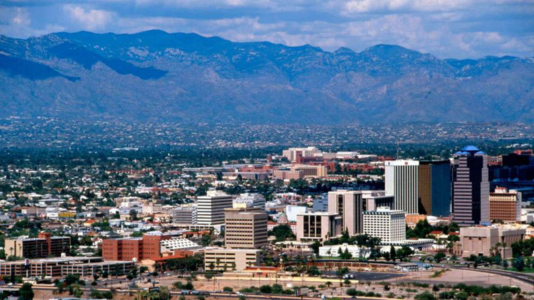 Downtown Tucson (www.ars.usda.gov)