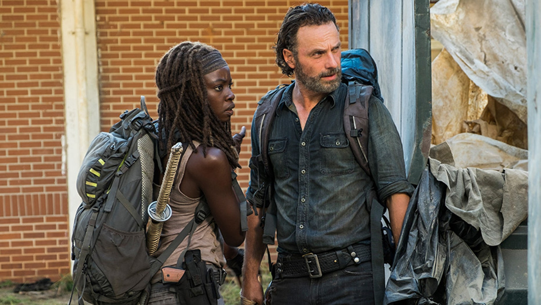 Walking Dead\' Season 8 reportedly resumes filming after on-set death ...