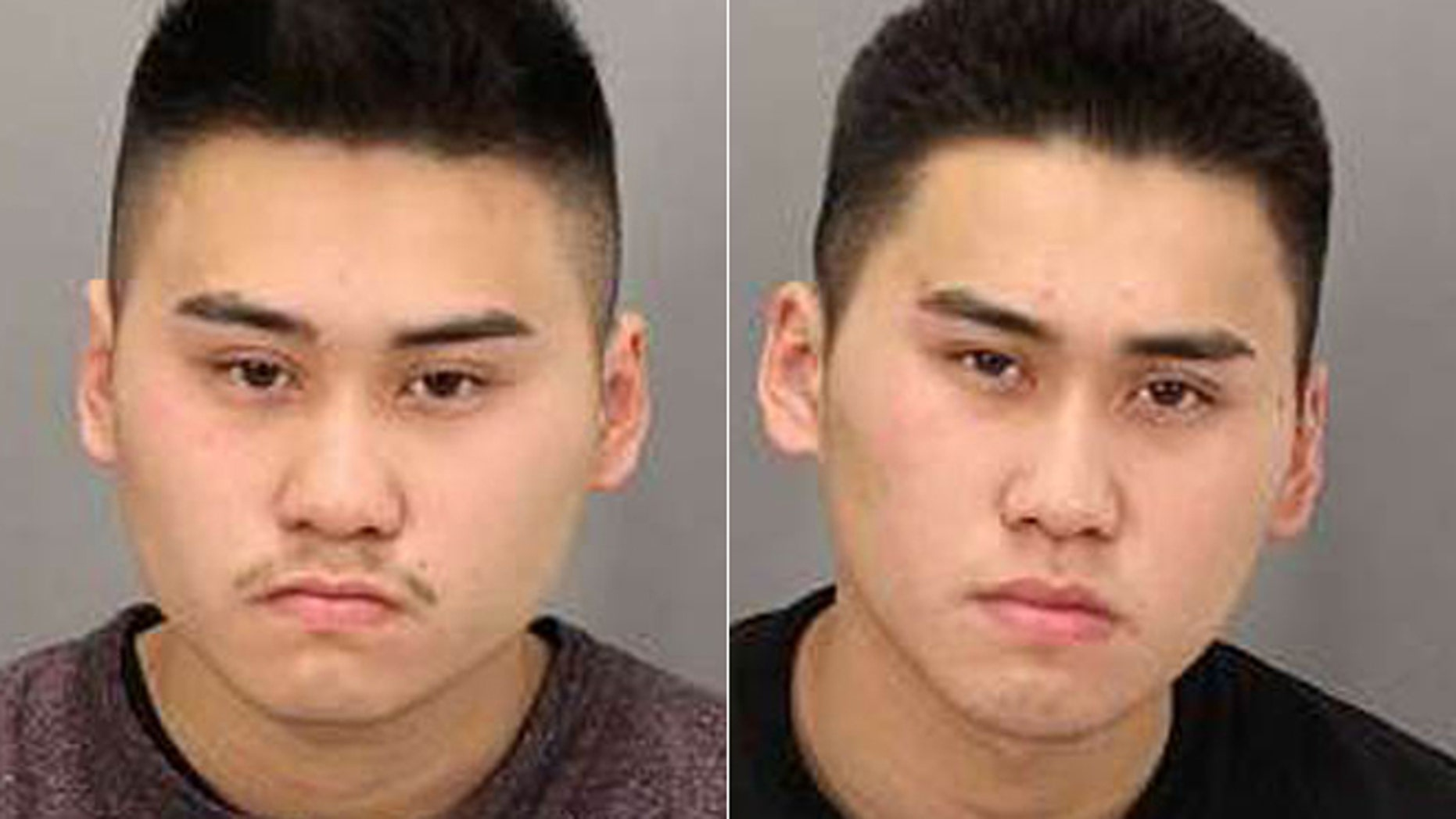 Anh Tong (left) was charged with murder and Duc Tong saw his murder charges dropped.