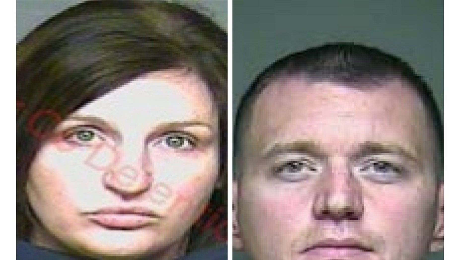 Katherine Heckman has been accused of helping inmate Sean Lyles escape in order to have sex.