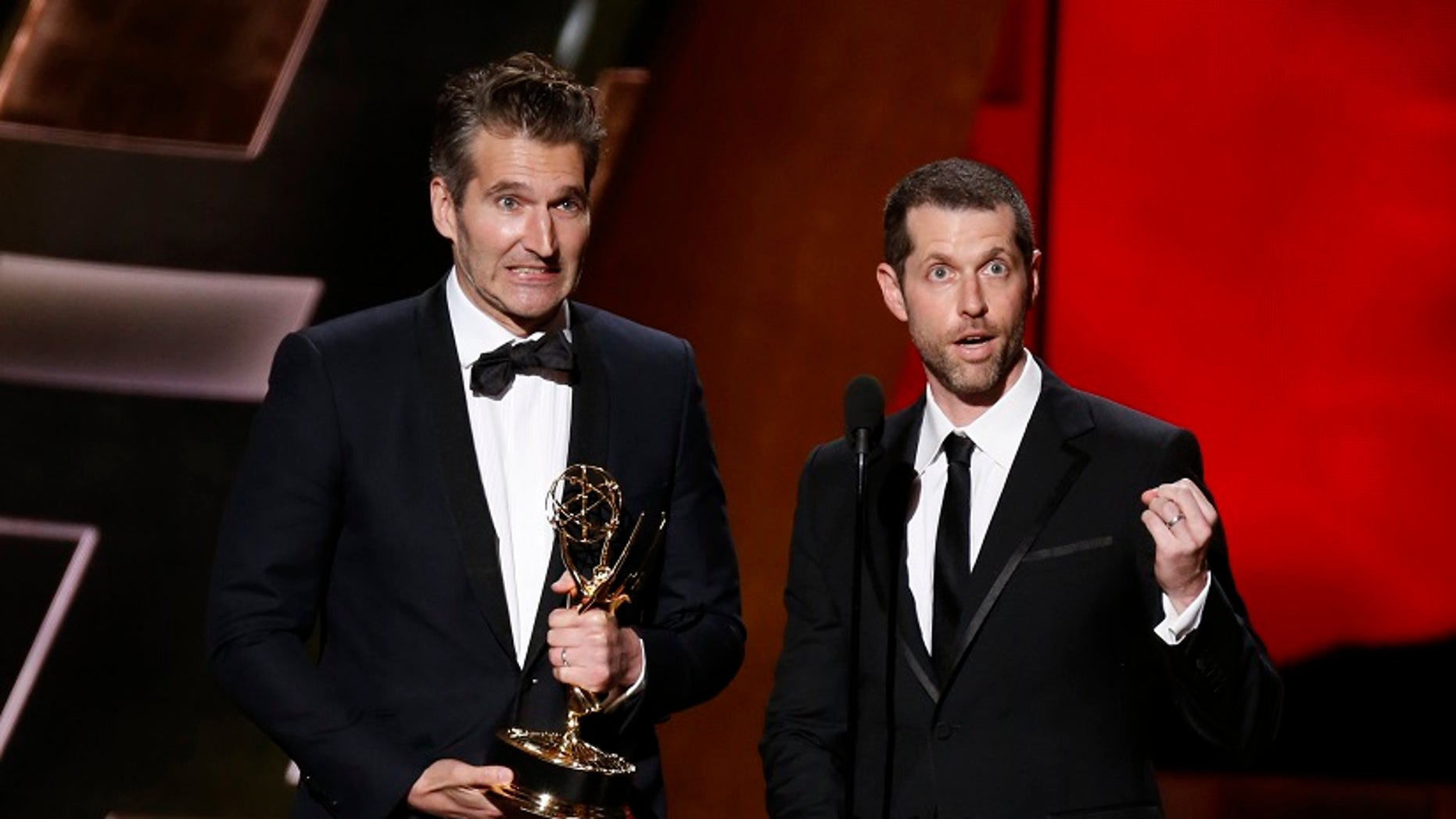 """""""Game of Thrones"""" creators David Benioff and D.B. Weiss received criticism from social media users following the announcement of their new HBO project, """"Confederate."""""""