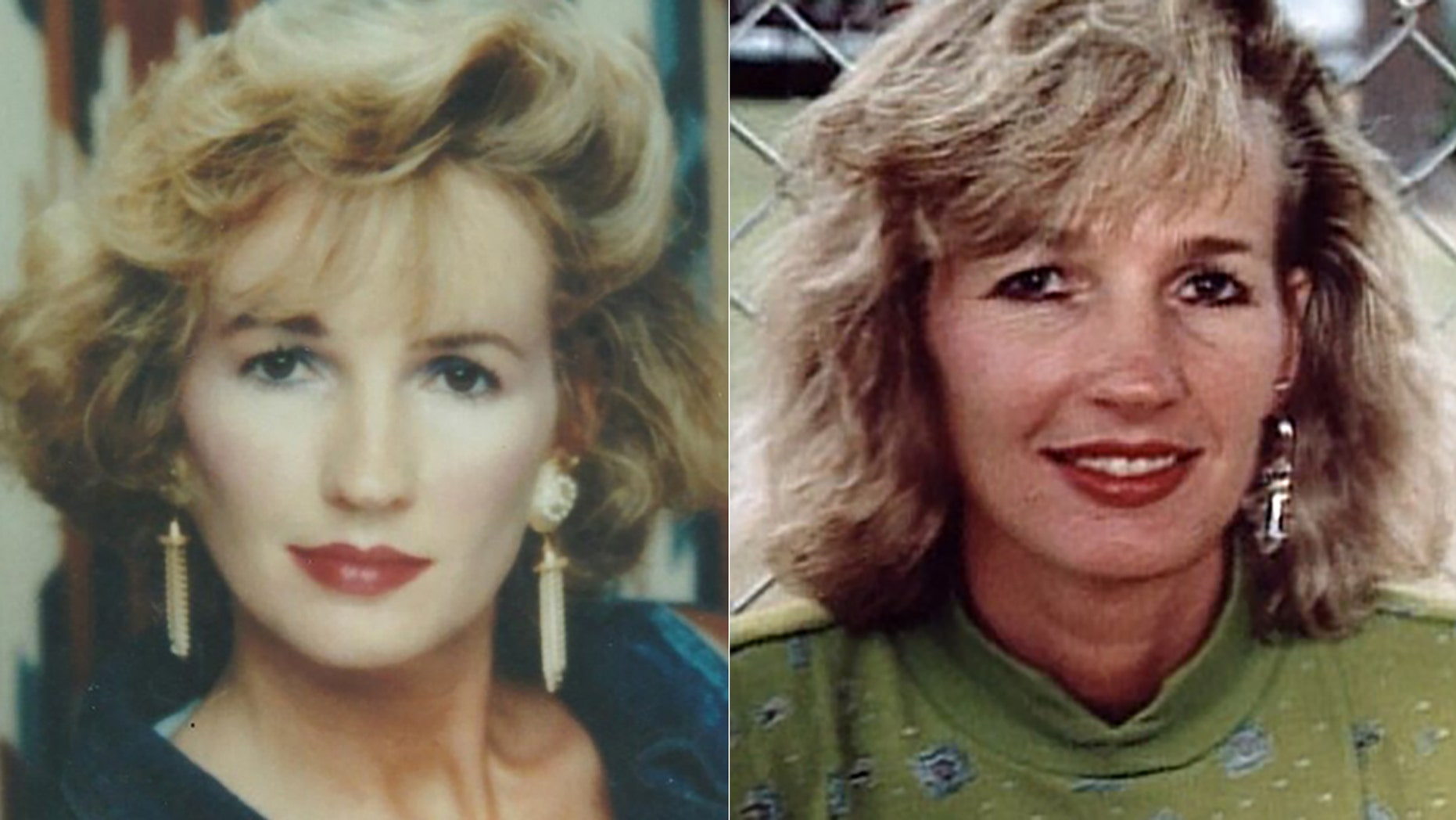 Kathy Page, 34, was murdered in May 1991.