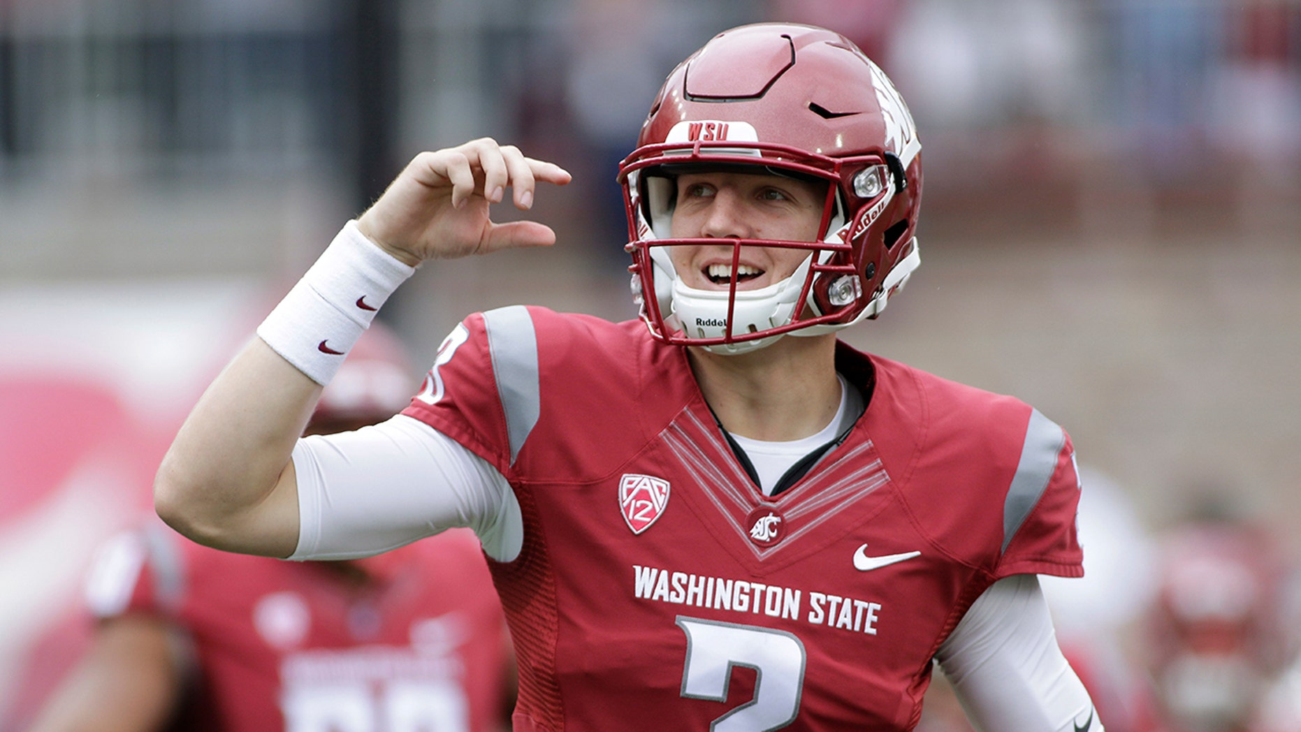 Hilinski's parents said an autopsy indicated that their son had the brain of a 65-year-old, with signs of extensive brain damage known as CTE.