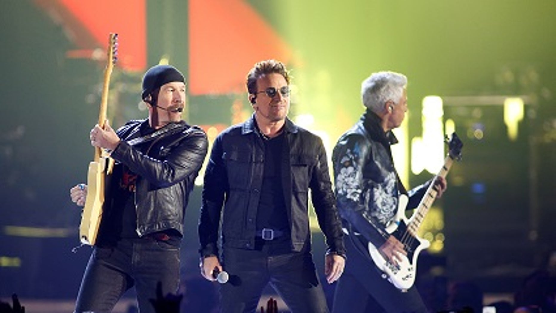 U2 canceled their concert slated for Saturday night in St. Louis.