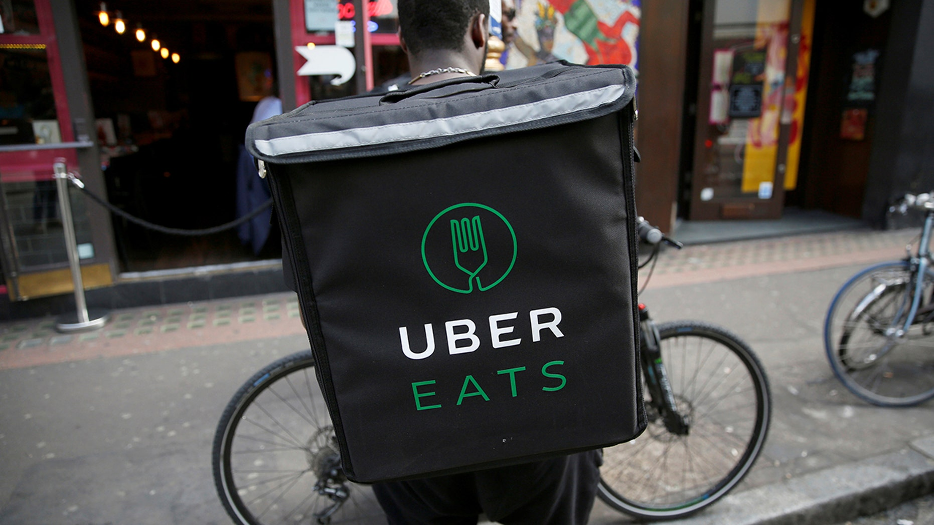 UberEats is making a profit, but Uber is not