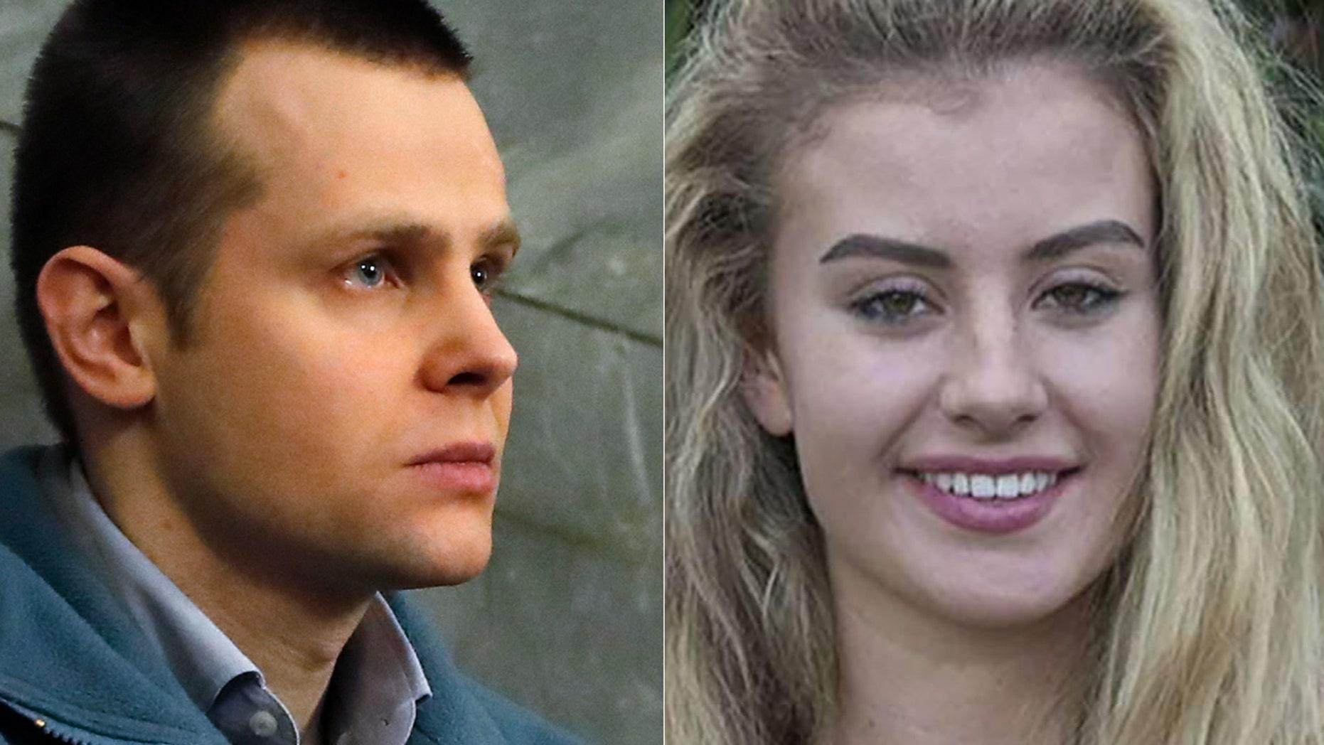 Lukasz Herba was sentenced for kidnapping Chloe Ayling.