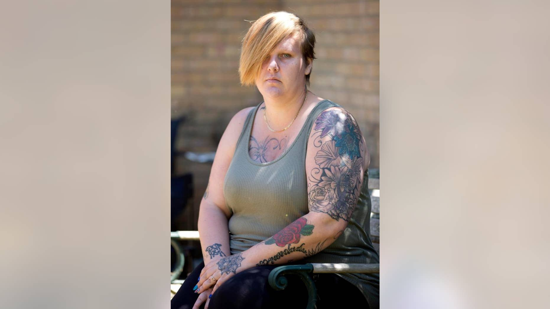 Donna Price, 32, discovered her parents had the same mother