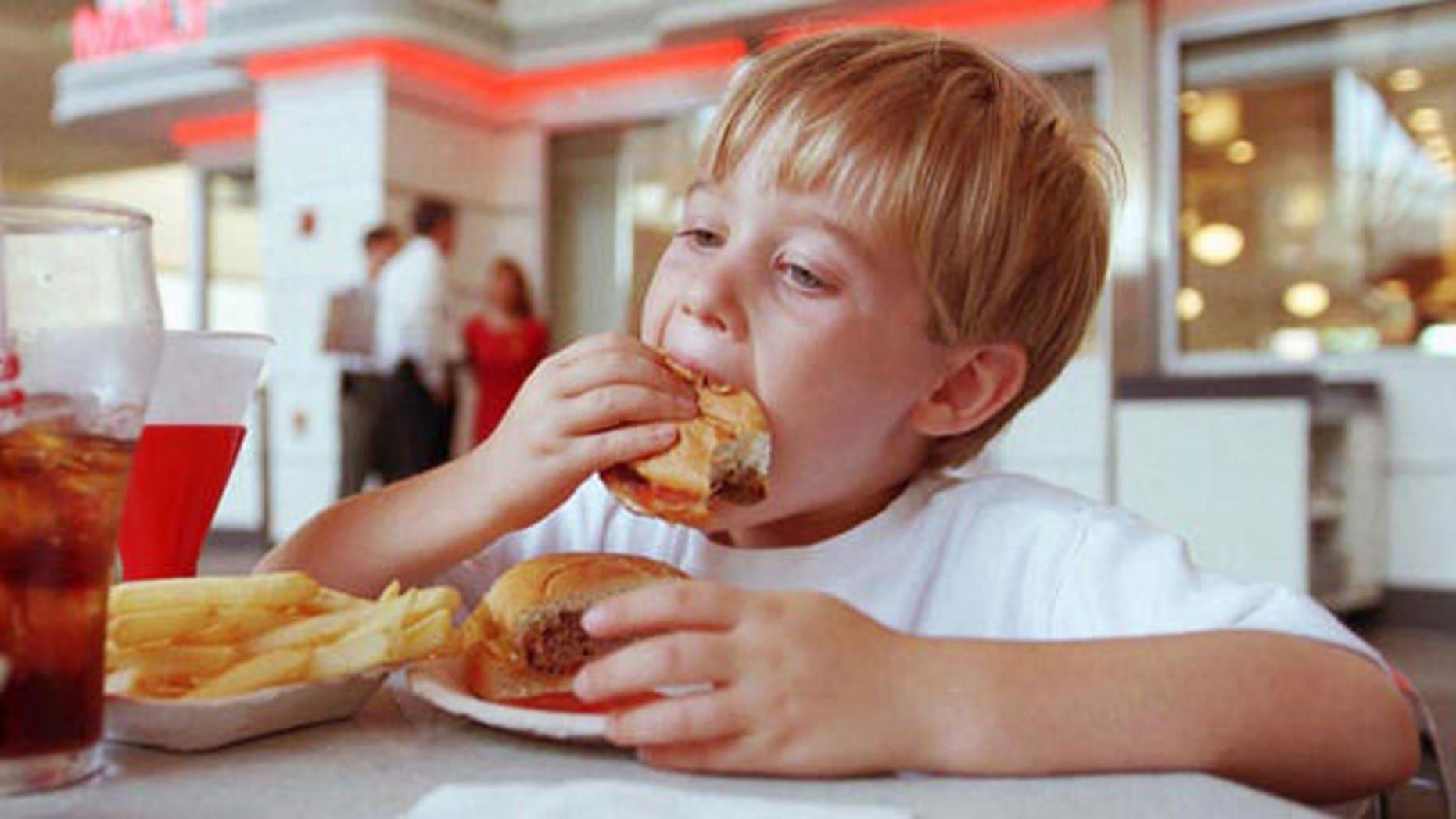 Nine of 10 American Kids Eat Too Much Salt