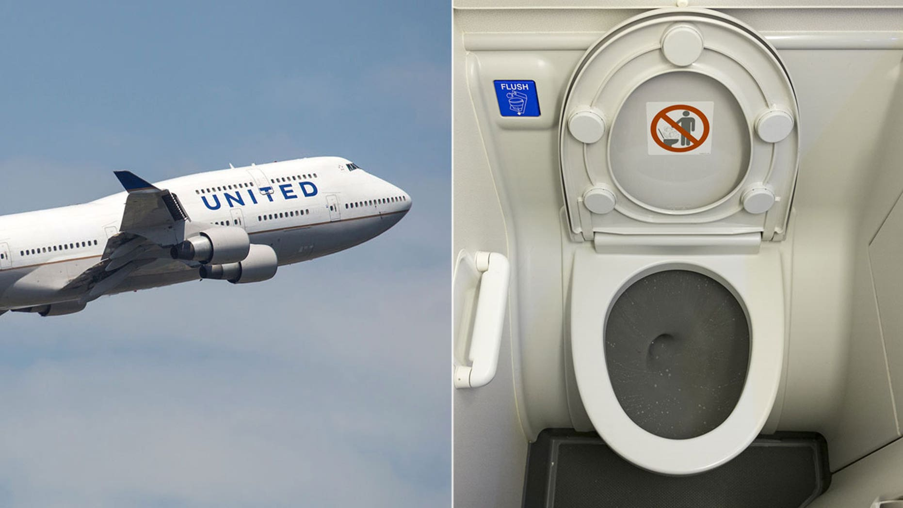 A United flight to Hawaii was diverted to San Francisco on Sunday because its lavatories weren't properly serviced before takeoff.