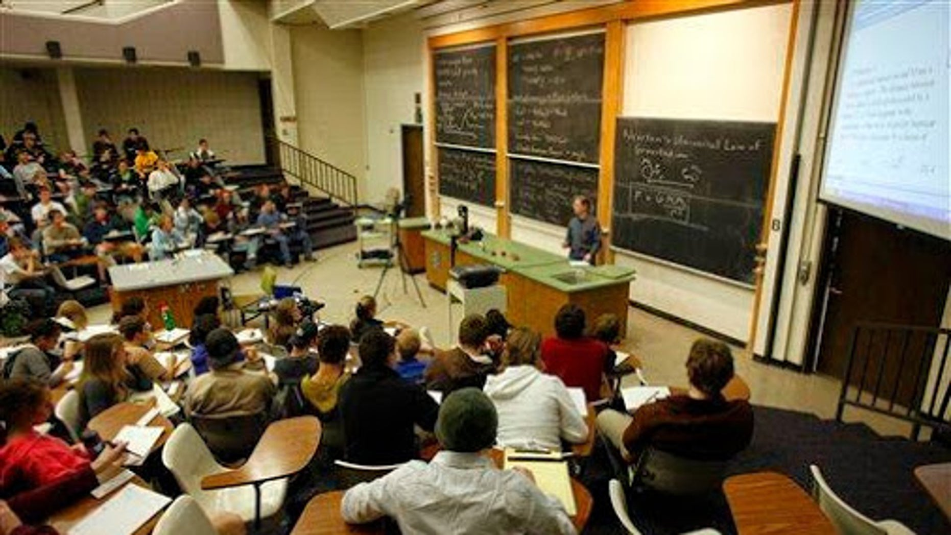 Do our colleges and universities have too many support groups?