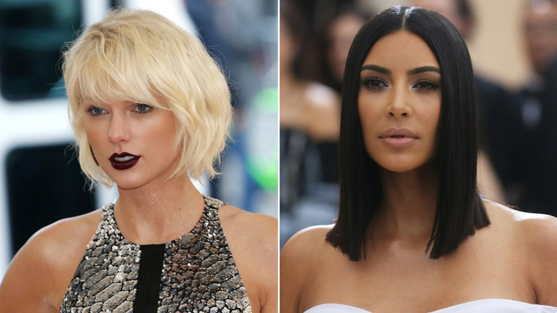 Kim Kardashian may have reignited the feud she has with Taylor Swift.