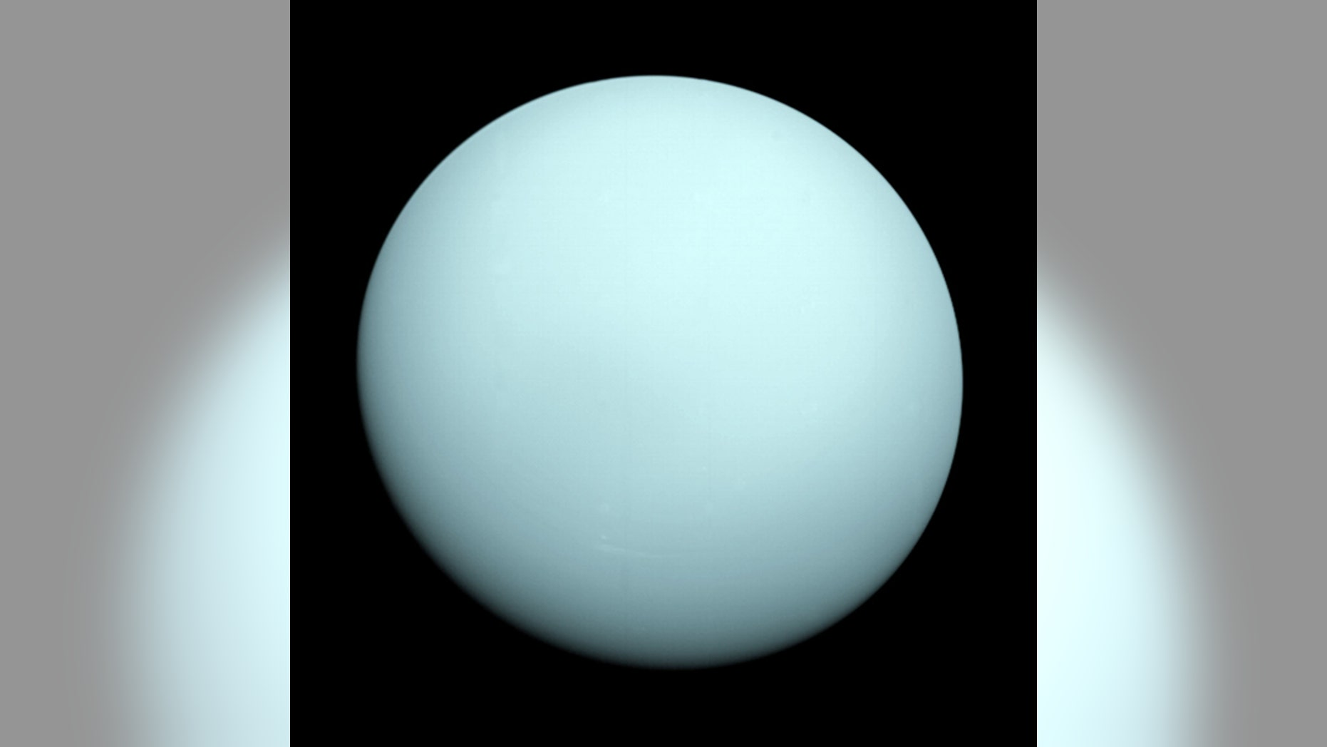 Uranus As Seen by Voyager 2