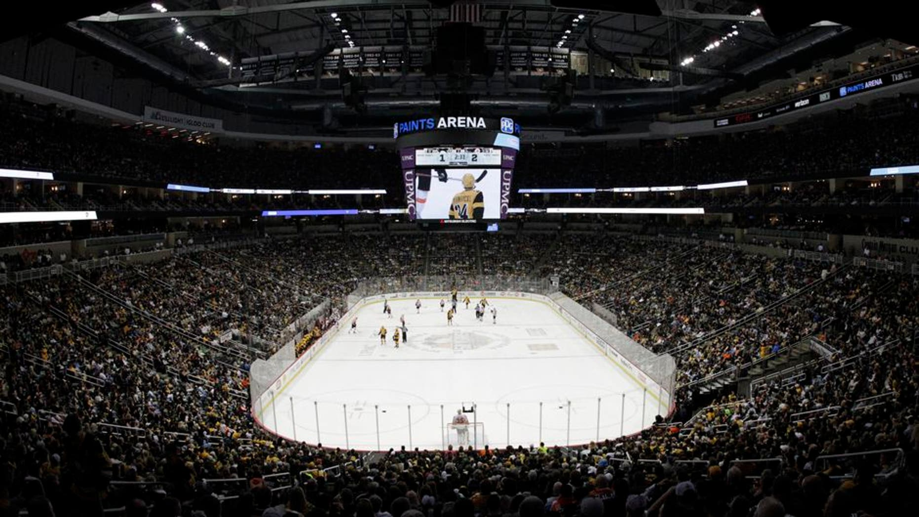 Woman says she was sexually assaulted during Penguins-Capitals playoff game f579f39cda1