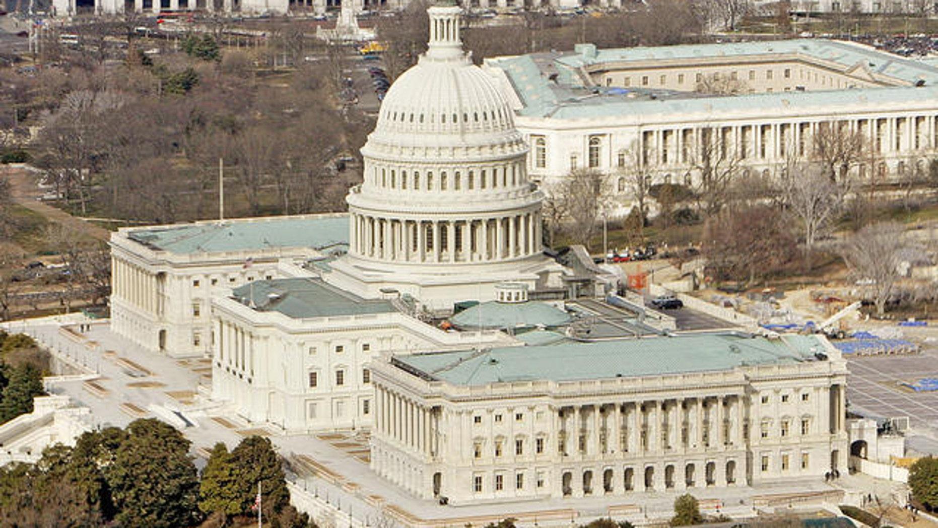 The U.S. Capitol in Washington, D.C. (AP)