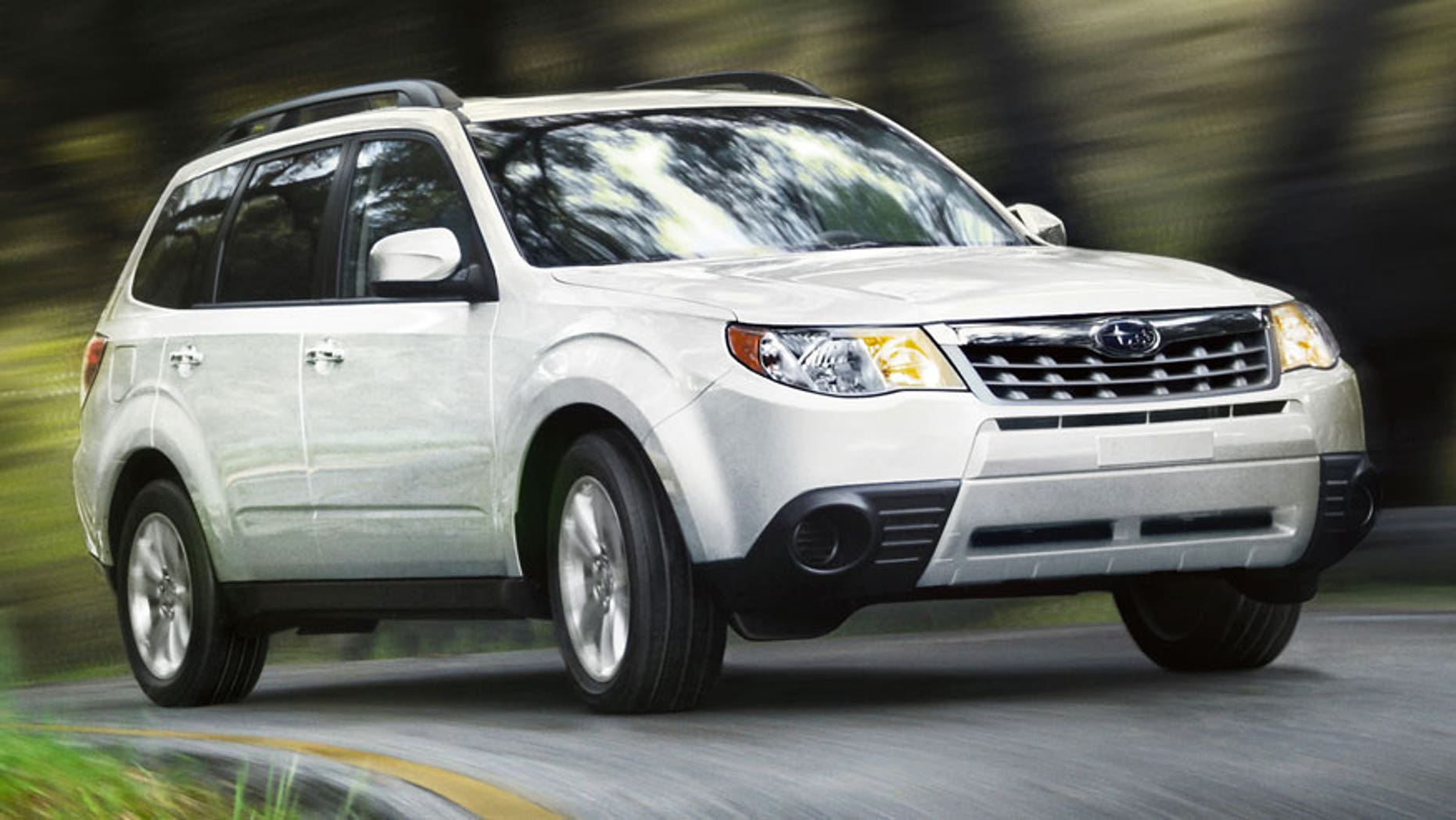 2012 Subaru Forester. Current price from dealer: $18,895 (original MSRP: $21,795.) The Forester has been one of our top-rated Small SUVs with a quiet cabin, very good fit and finish, and a roomy backseat. It has the most comfortable ride of any small SUV yet also has agile and secure handling.  Fuel economy is 22 mpg overall with the 170-horsepower, 2.5-liter, four-cylinder engine. Safety equipment includes standard curtain air bags and stability control, and crash-test results are excellent.