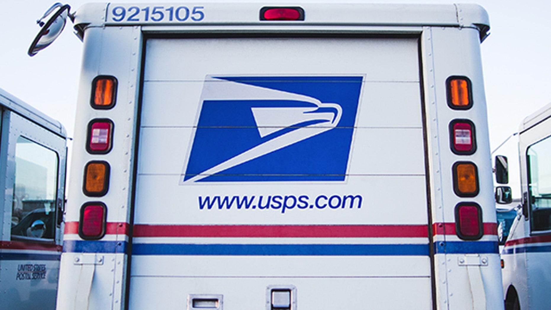 (U.S. Postal Service)