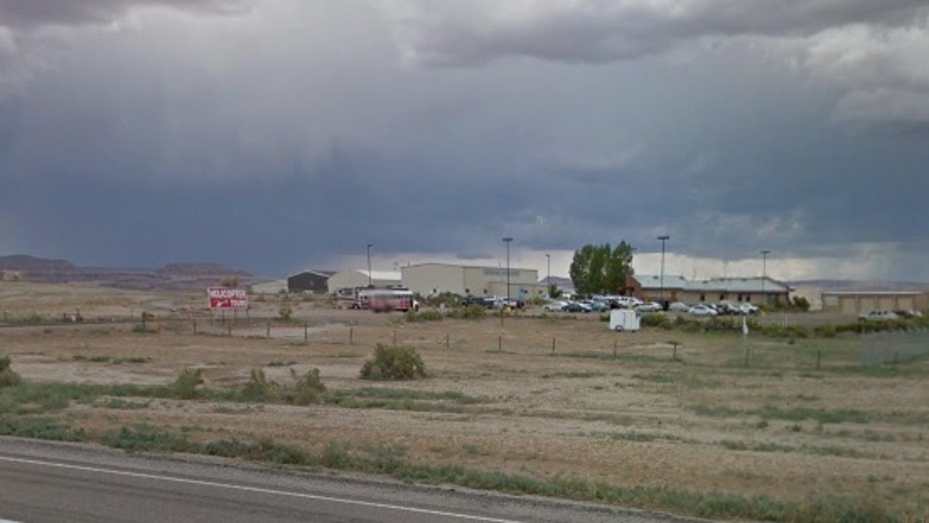 Canyonlands Field Airport.