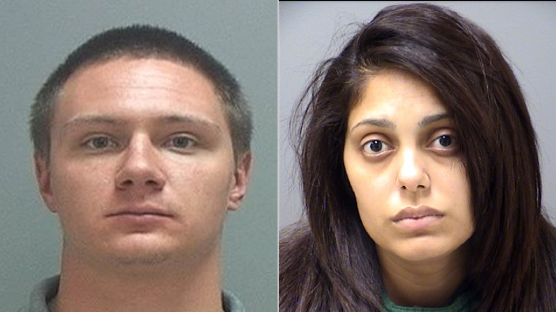 Maria Elena Sullivan and Dylan James Kitzmiller were charged in connection to the murder of the woman's 13-day-old baby.