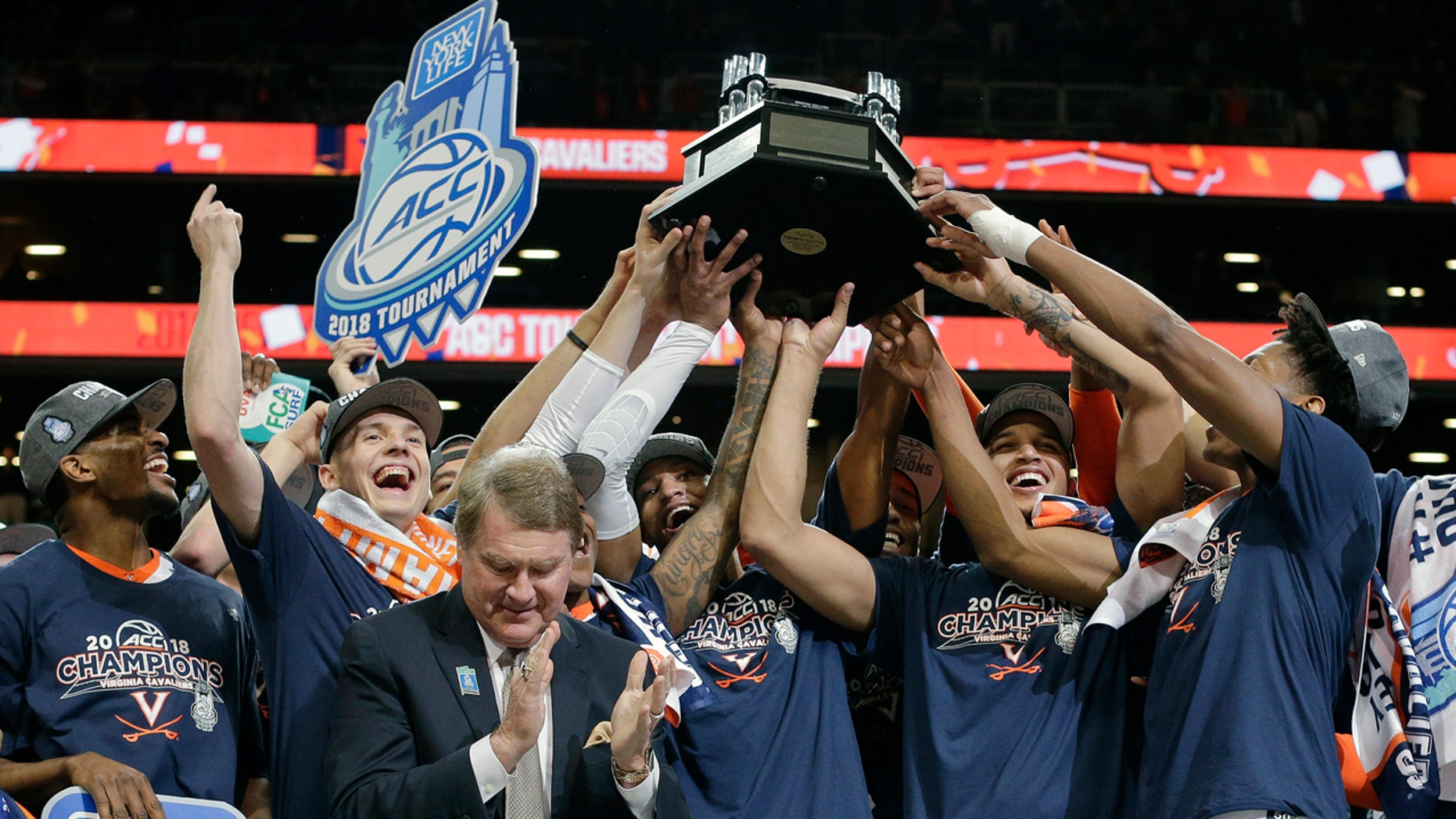 Virginia won the ACC regular season and tournament championship and finished the season 31-2.