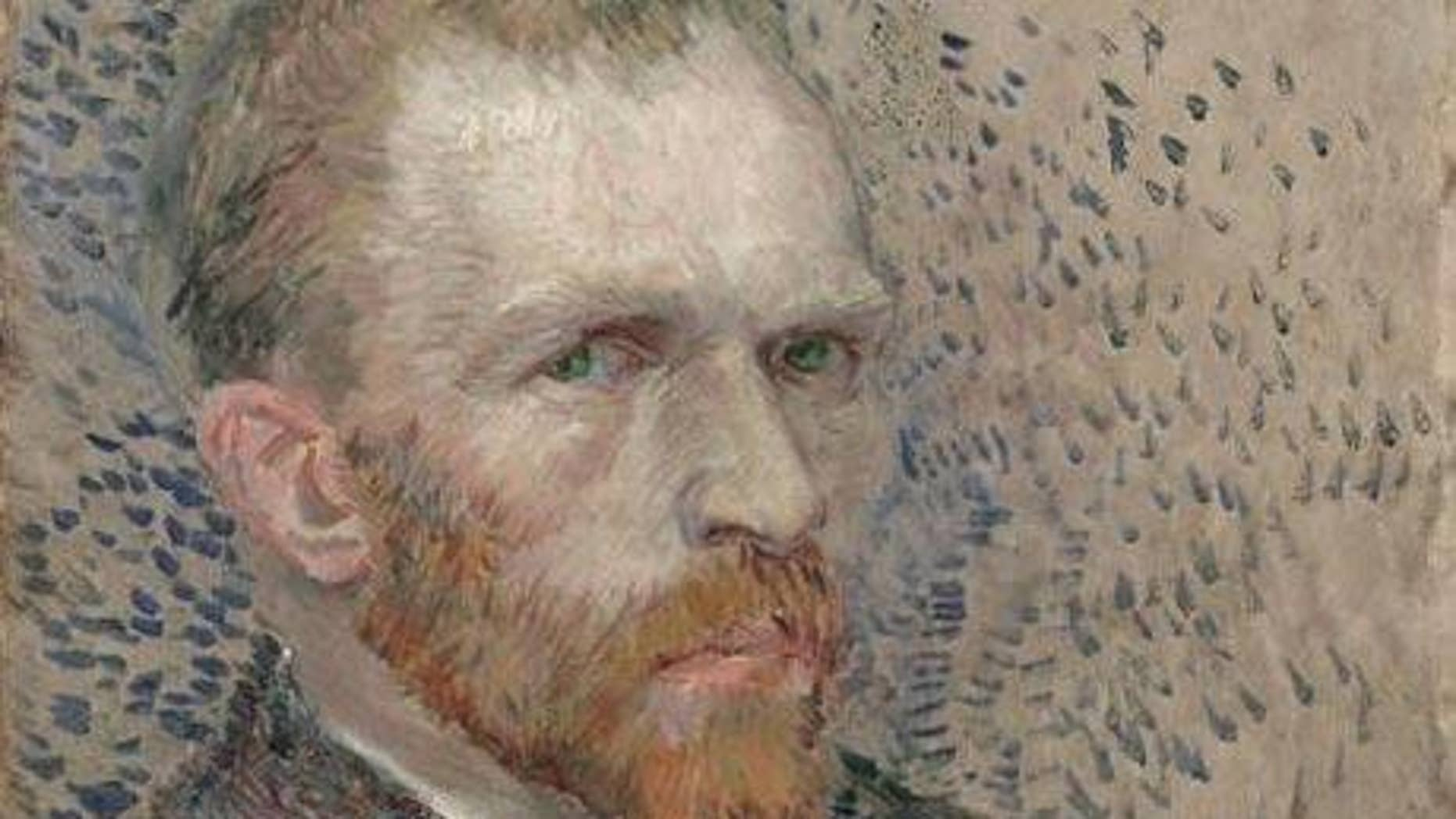 "Vincent van Gogh revealed on his death bed he had shot himself in a wheat field in Auvers, France, on July 27, 1890, just days after placing a large order for paint and other supplies. But Dr. Vincent Di Maio, an expert on gunshot injuries who was a key witness during George Zimmerman's trial, believes the wound was ""not self-inflicted"" as originally thought. (AP)"