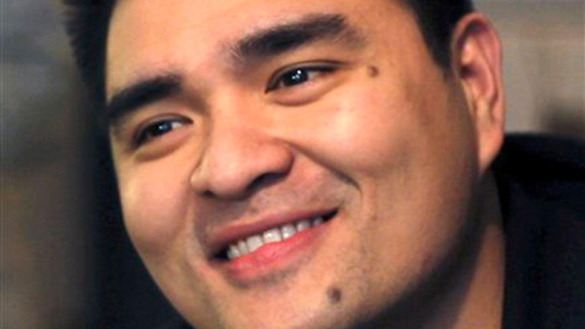 This undated handout photo provided by Define American shows Jose Antonio Vargas, a Pulitzer Prize-winning journalist.