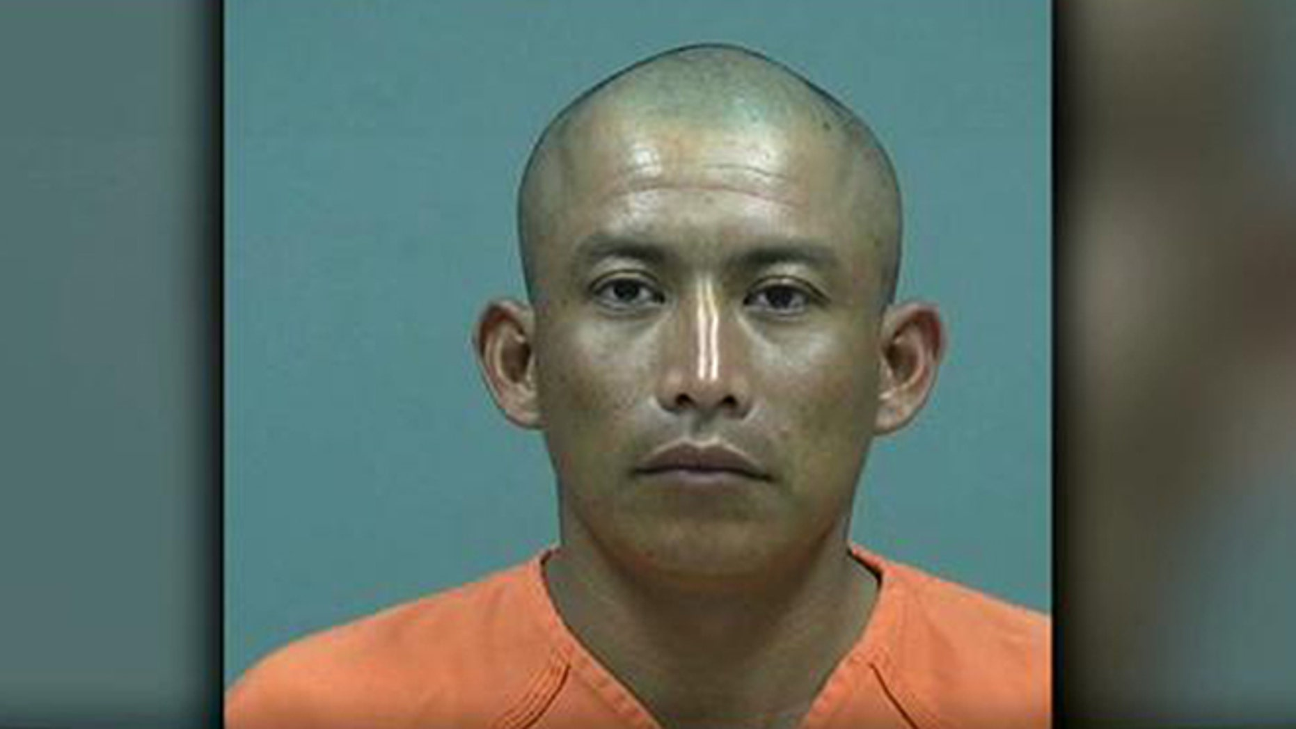 Suspect Manuel Perez-Vasquez is seen in this Pinal County Sheriff's office photo