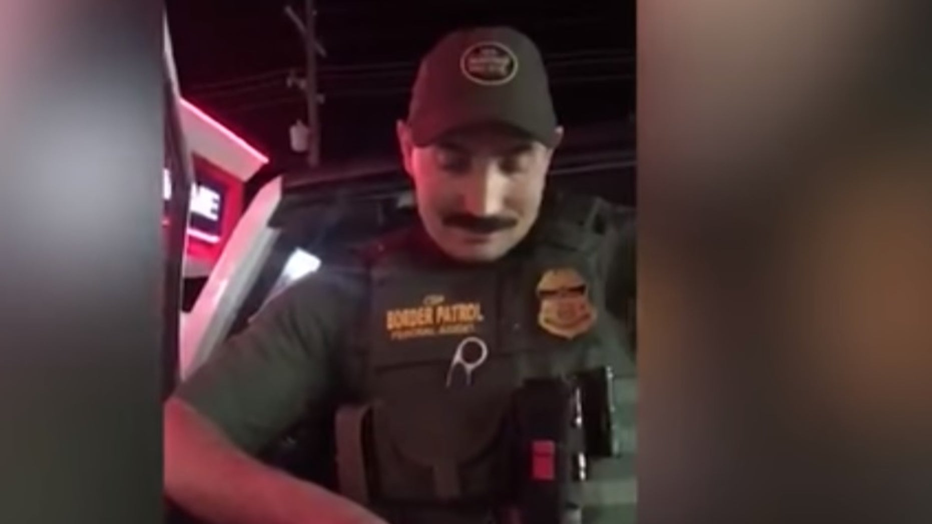 A Border Patrol agent in Montana appeared to admit on video that he wanted to question two women simply because they were speaking Spanish in a predominately English-speaking area.