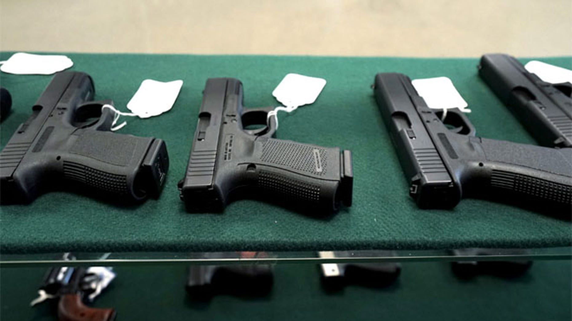 Over the decade ending in 2015, the number of U.S. companies licensed to make firearms jumped 362 percent.