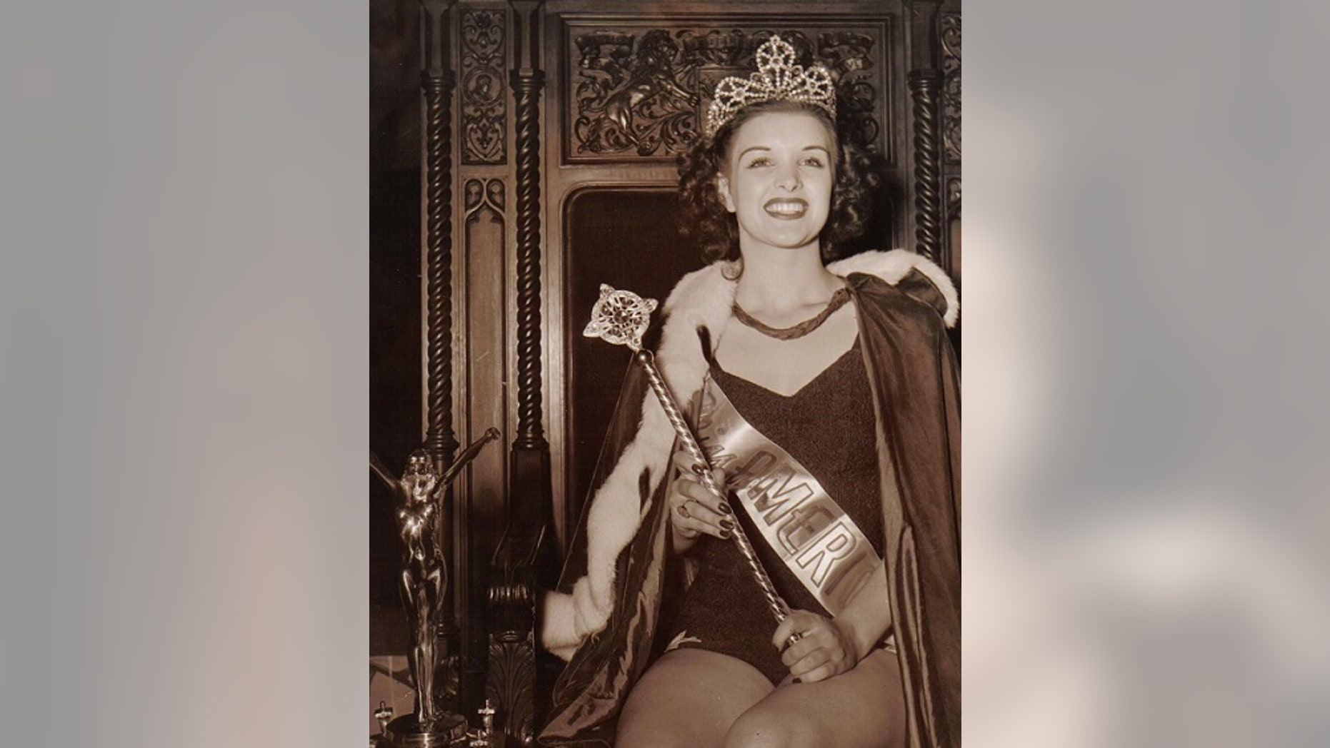 Venus Ramey, a former Miss America, died on Saturday, June 17, 2017 at the age of 92.