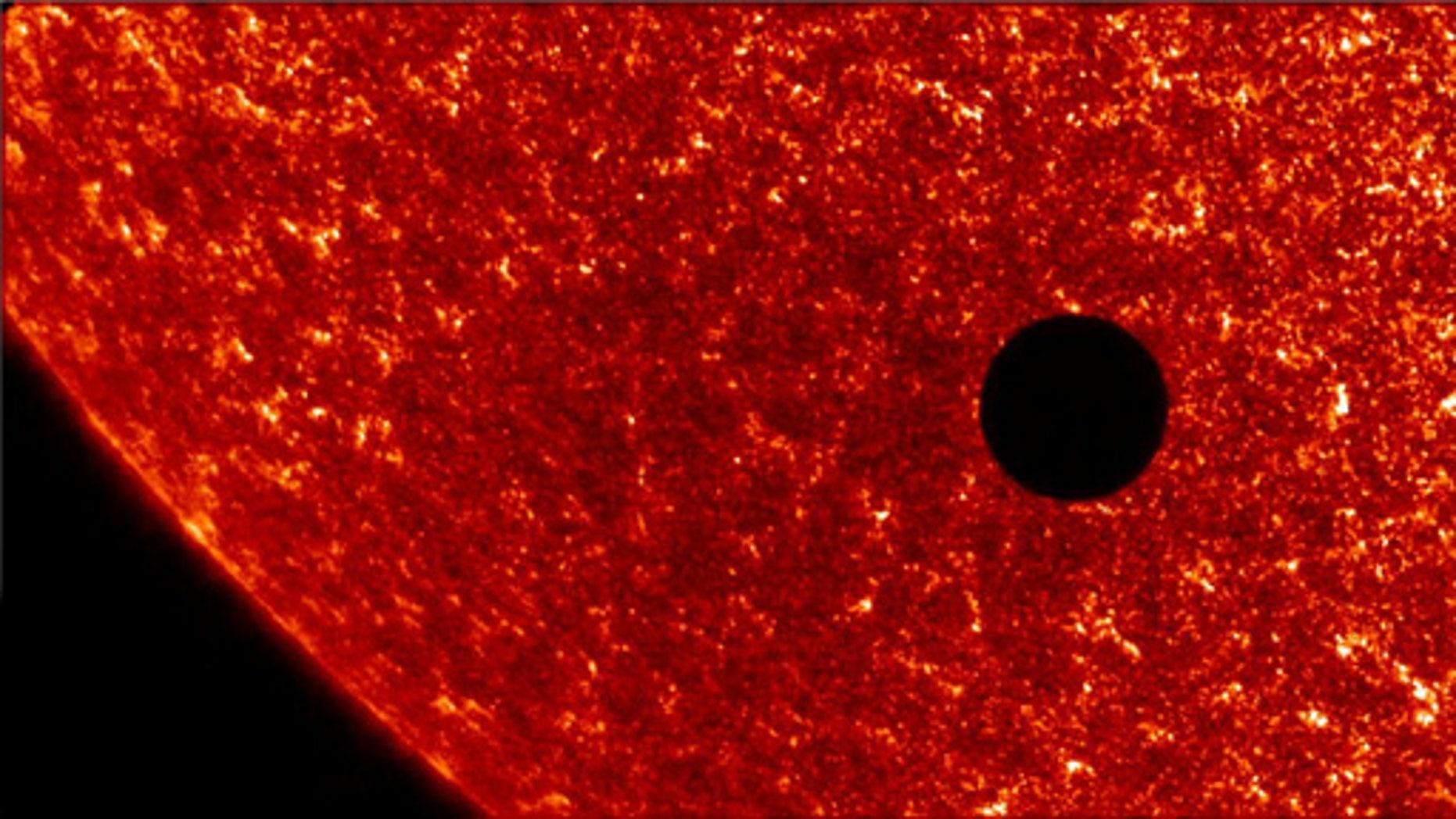 In 2004, Venus passed across the face of the sun. June 5, 2012 is the last transit of Venus until 2117.