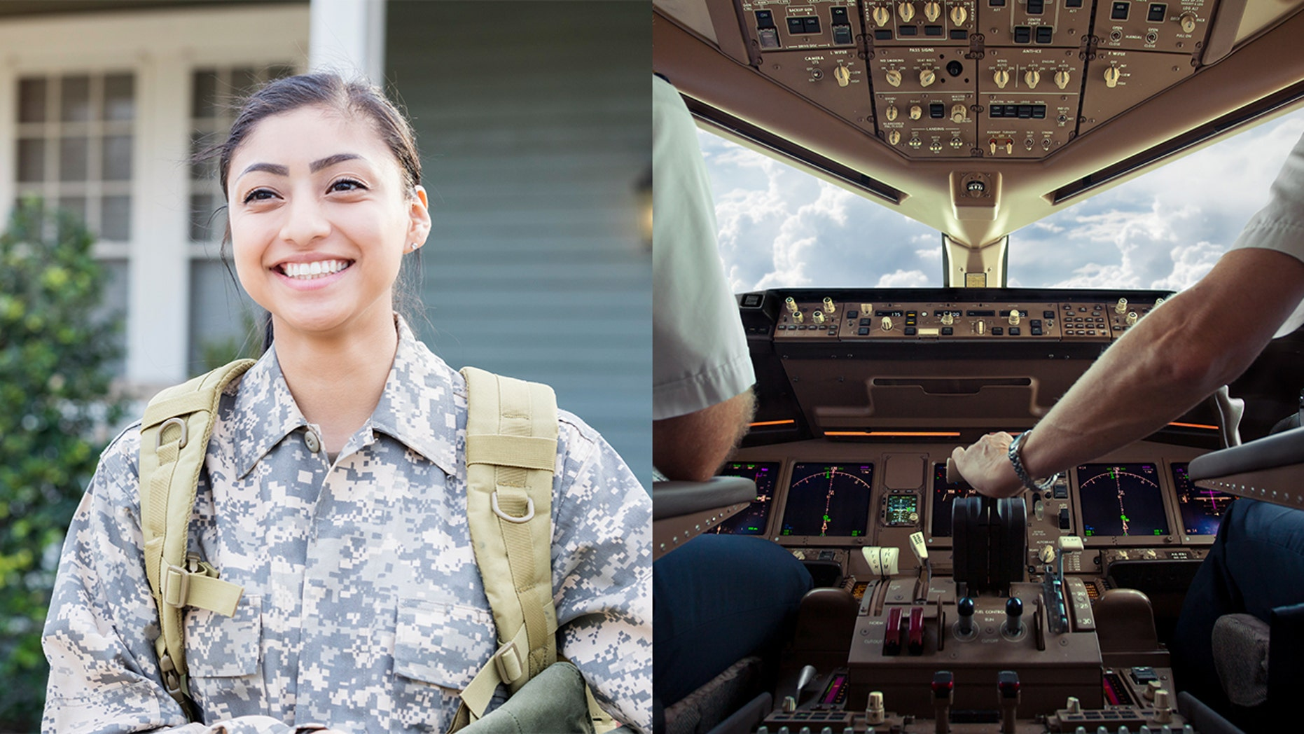 Forces to Flyers will train 40 veterans to become pilots.