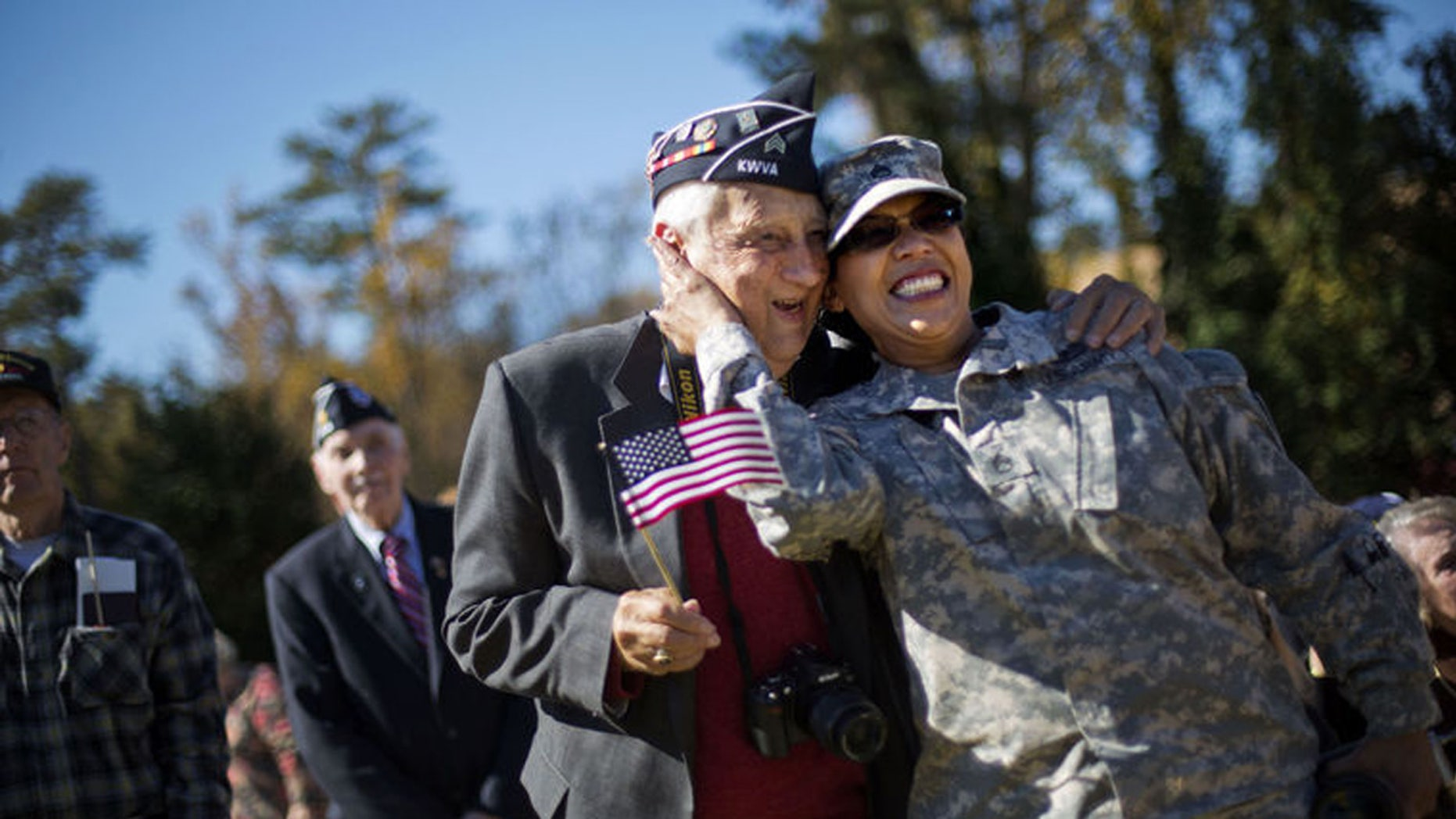 Veterans young and old have advice to share from their global travels.