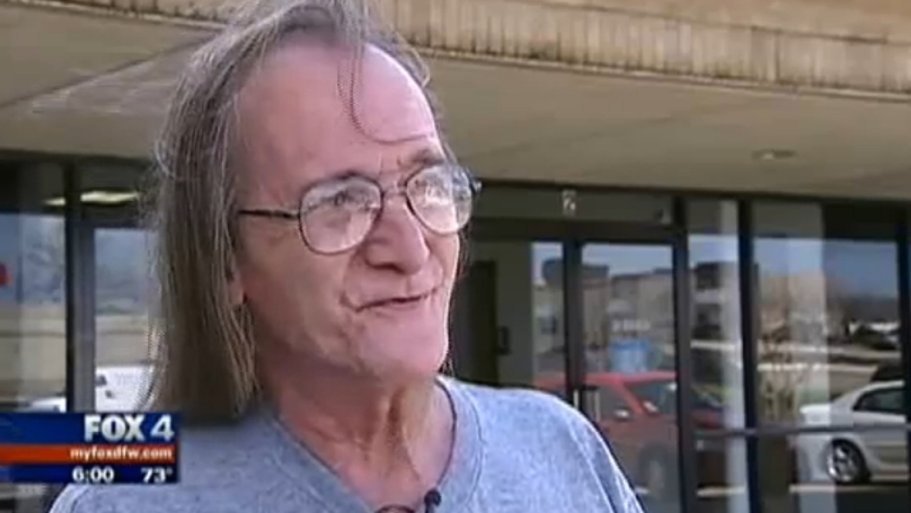 Jerry Sullivan, a Vietnam War veteran, says he is being blocked from renewing his Texas driver's license because his citizenship is unknown.