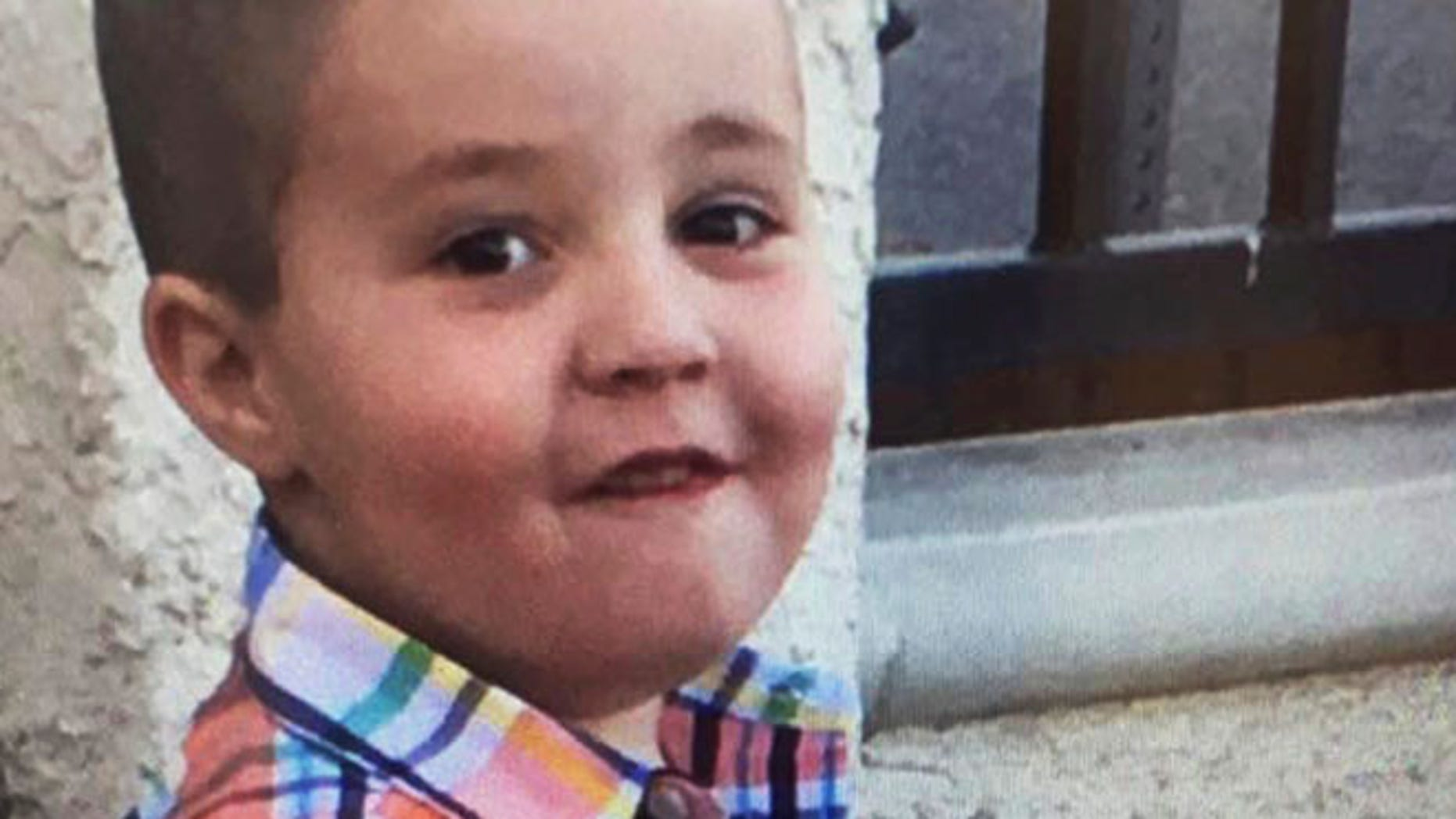 This undated photo posted on the South Pasadena, Calif., Police Department's Facebook page shows Aramazd Andressian, Jr.