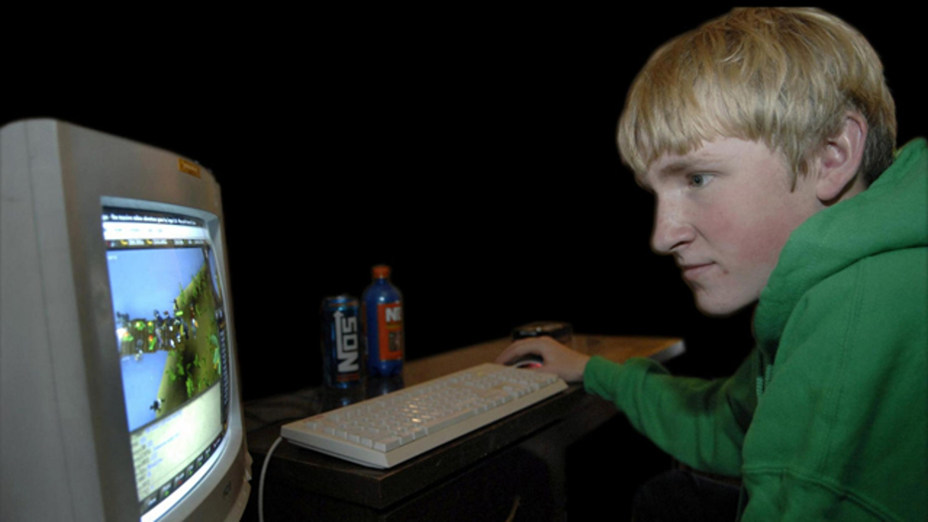 Studies show the incidence of rickets, a disease previously linked with poverty or malnutrition, is increasing -- and may be due to computer gaming and TV.
