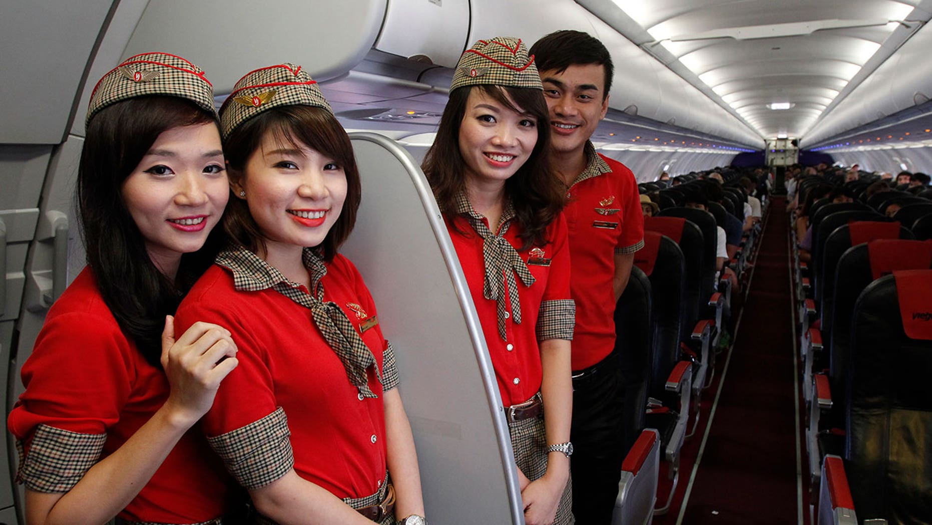 VietJet's crew will be fully clothed on the airline's new route to Jakarta, the company confirmed to an Indonesian ambassador.
