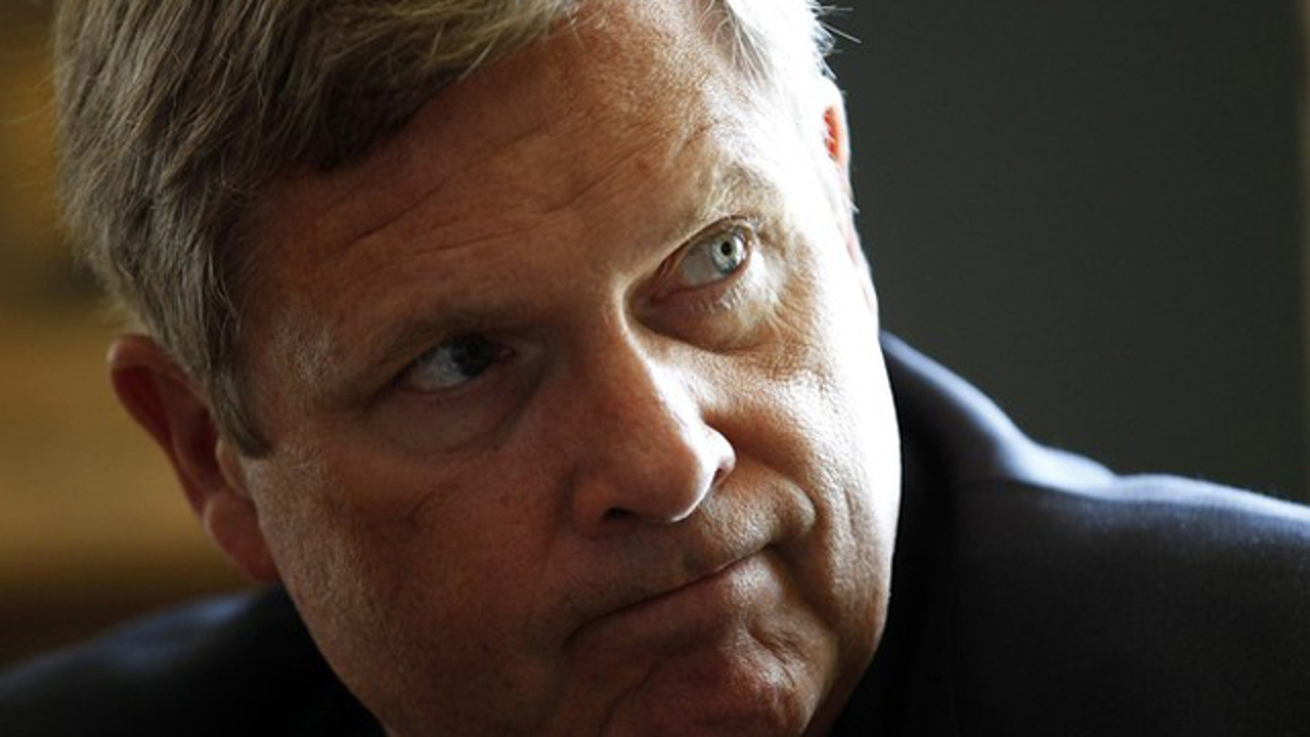 In this Aug. 10 file photo, Agriculture Secretary Tom Vilsack listens to a question during a media roundtable at the U.S. ambassador's residence in Ottawa, Canada. (Reuters Photo)