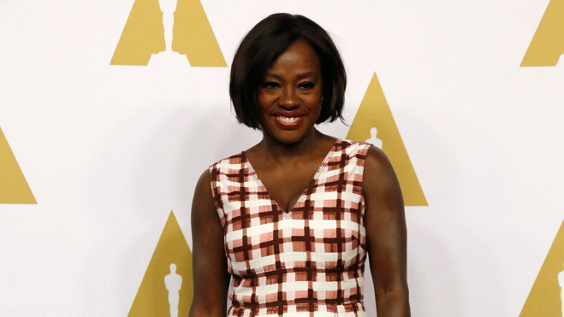 Viola Davis is the frontrunner to win this year's Best Supporting Actress at the Oscars.