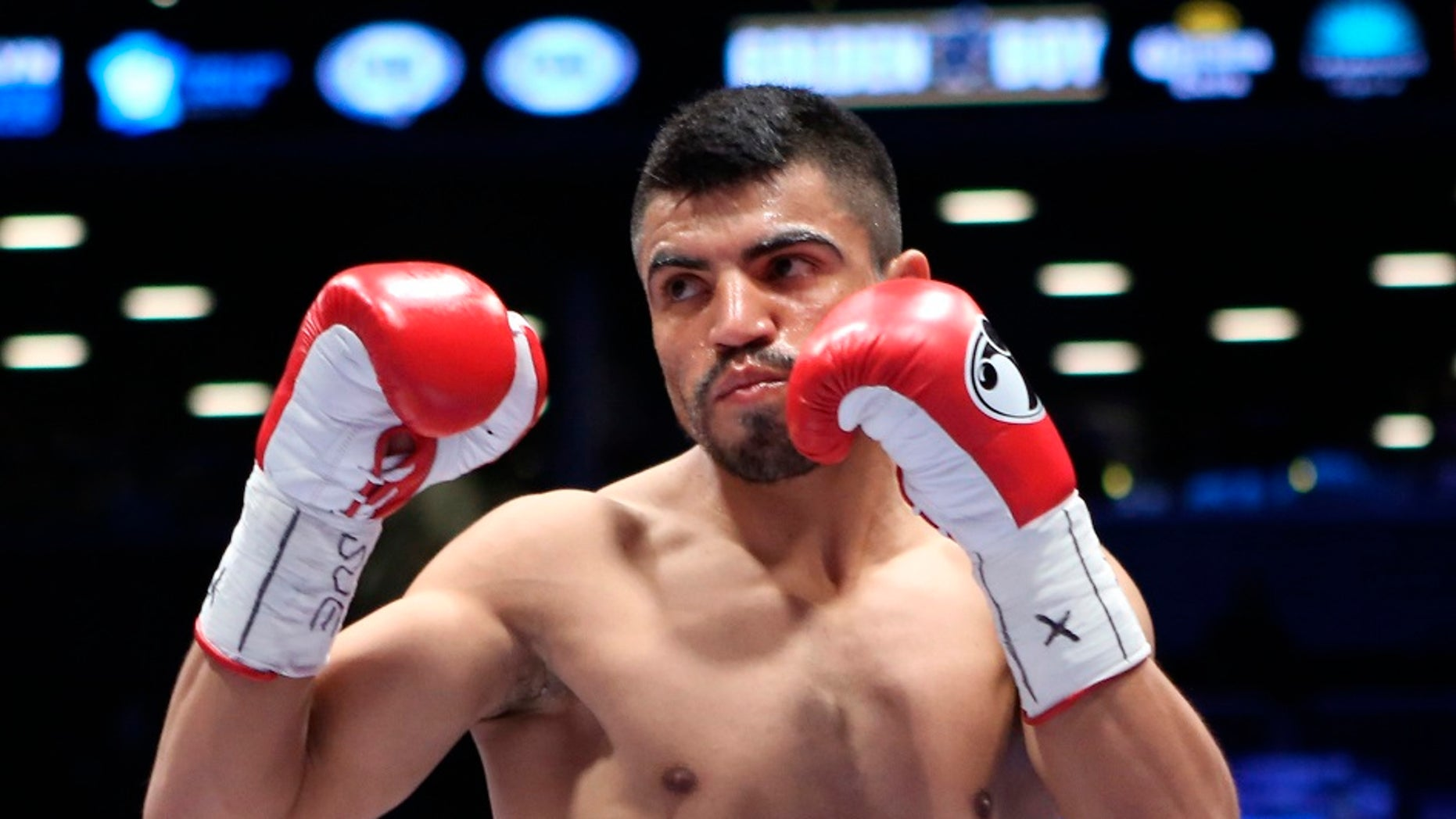Victor Ortiz fight canceled following sexual assault arrest