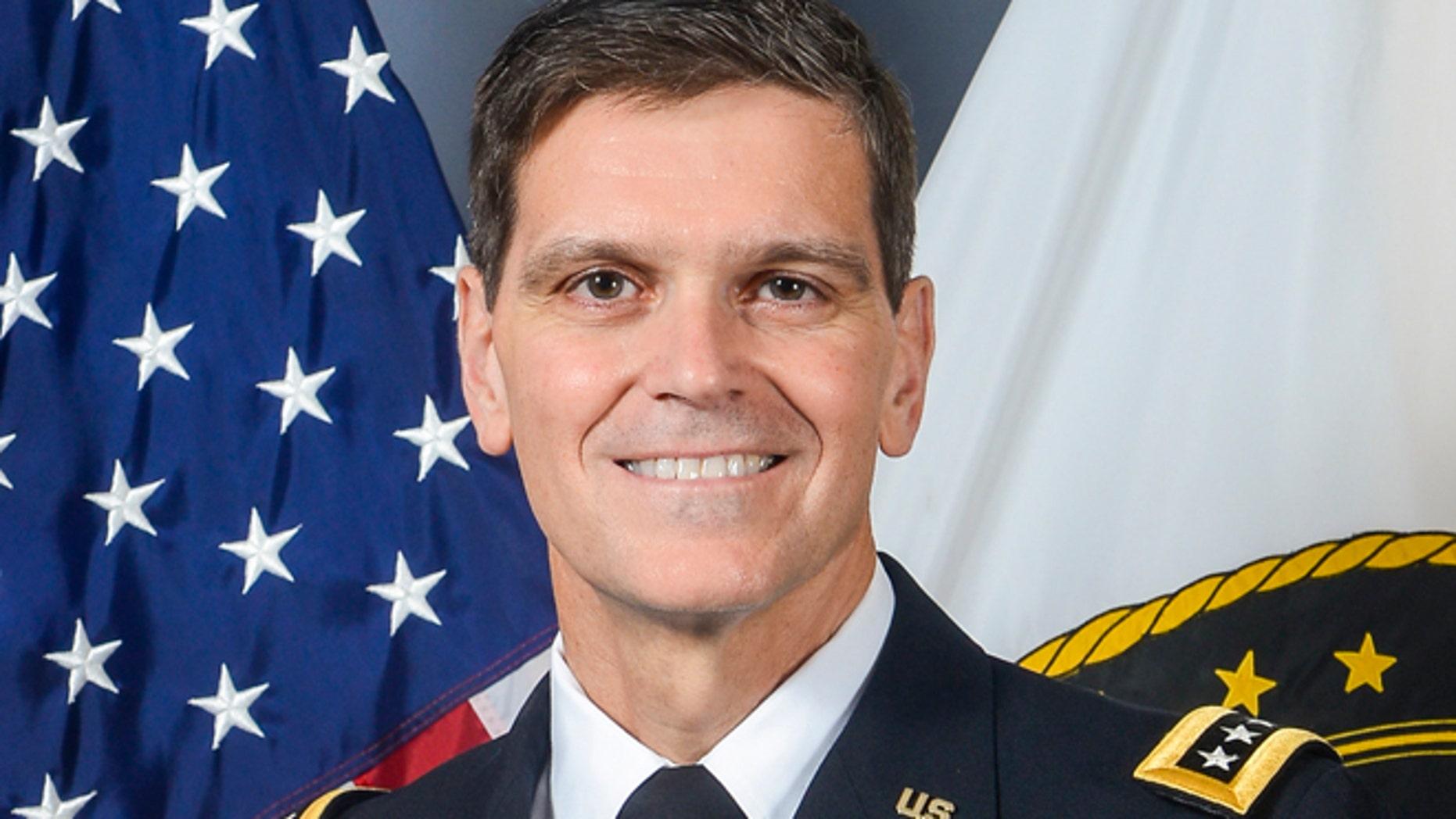Shown here is Gen. Joseph Votel (Defense.gov)
