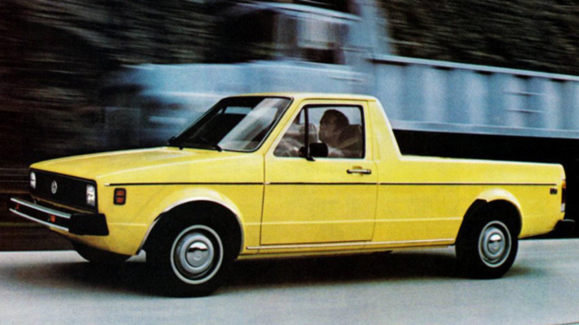 VW Rabbit Pickup