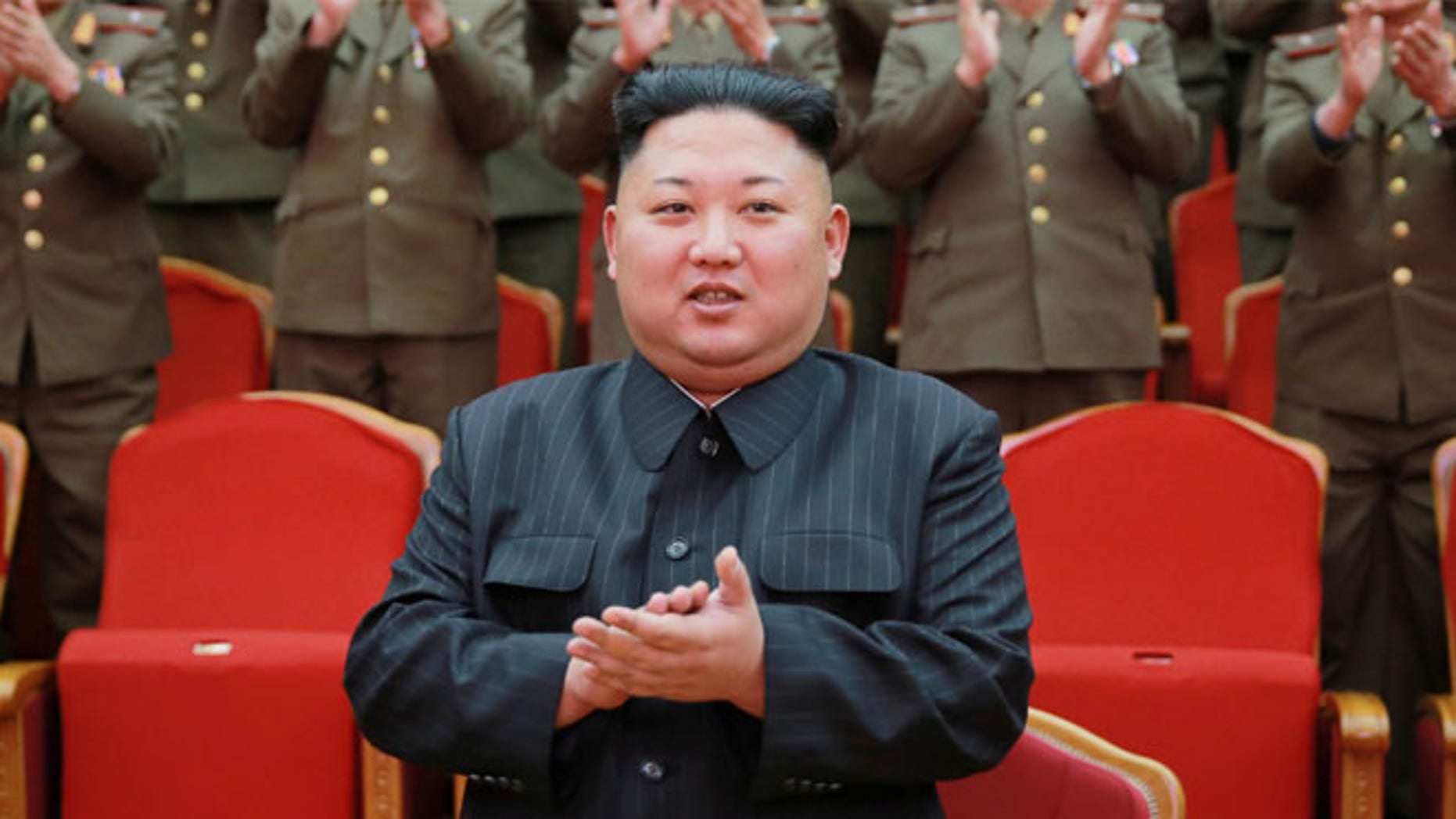 """U.S. strike on the Syrian airfield """"tells North Korean leader Kim Jong-Un that he must now heed American military power"""