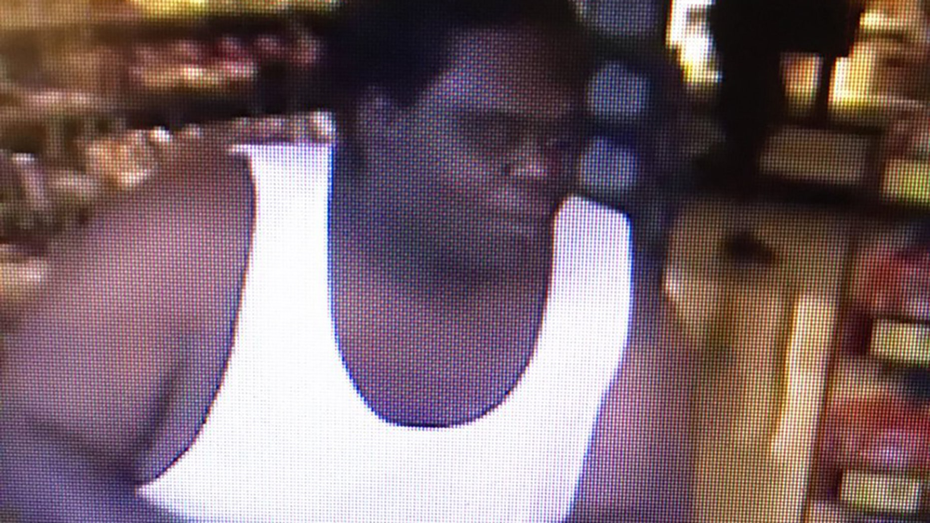 Police in Des Moines, Wash. are searching for this man accused of stealing groceries.