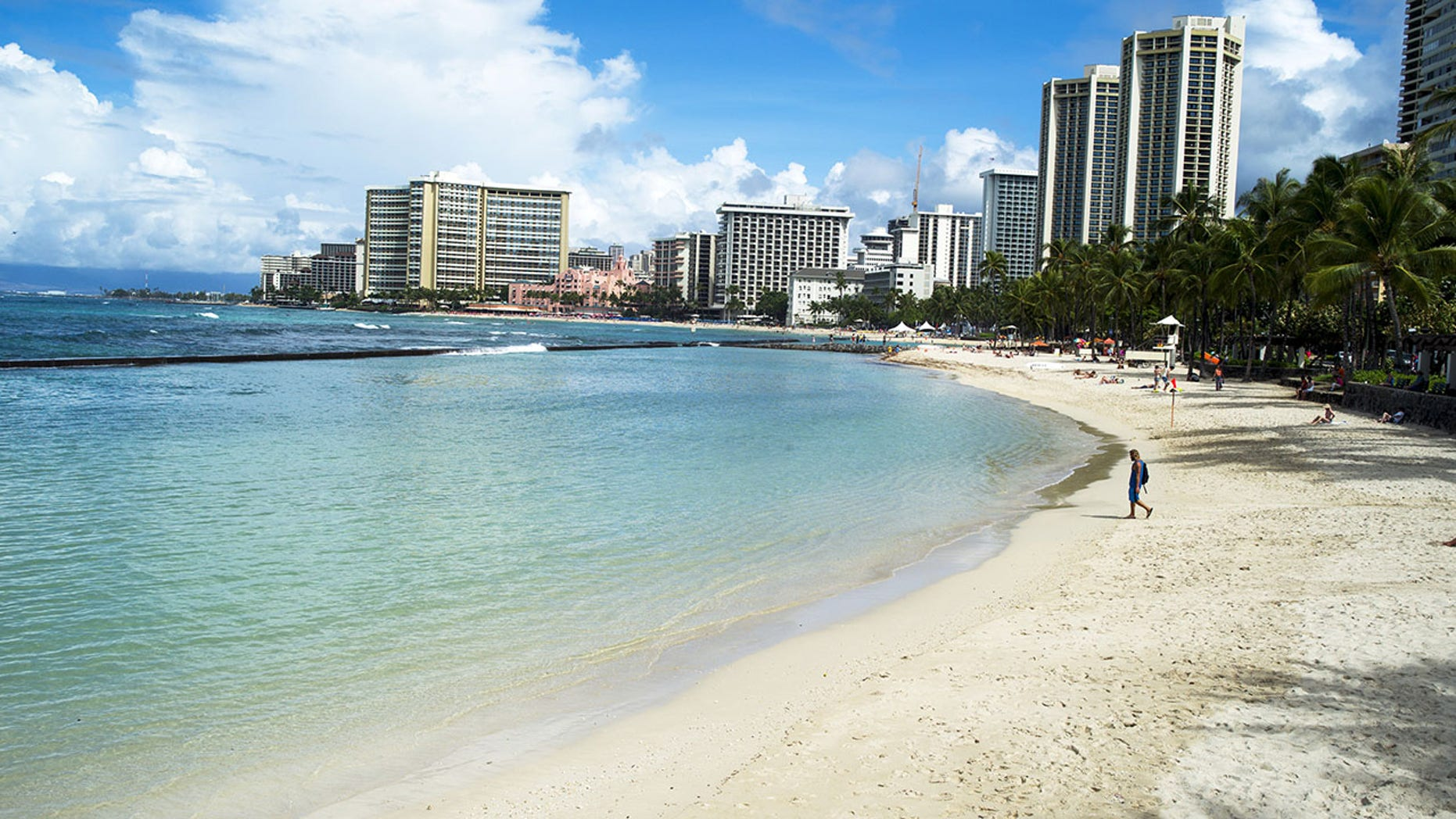 Honolulu's Waikiki Beach seems idyllic to many visitors, but crime concerns in the surrounding area grow at night, local officials say.