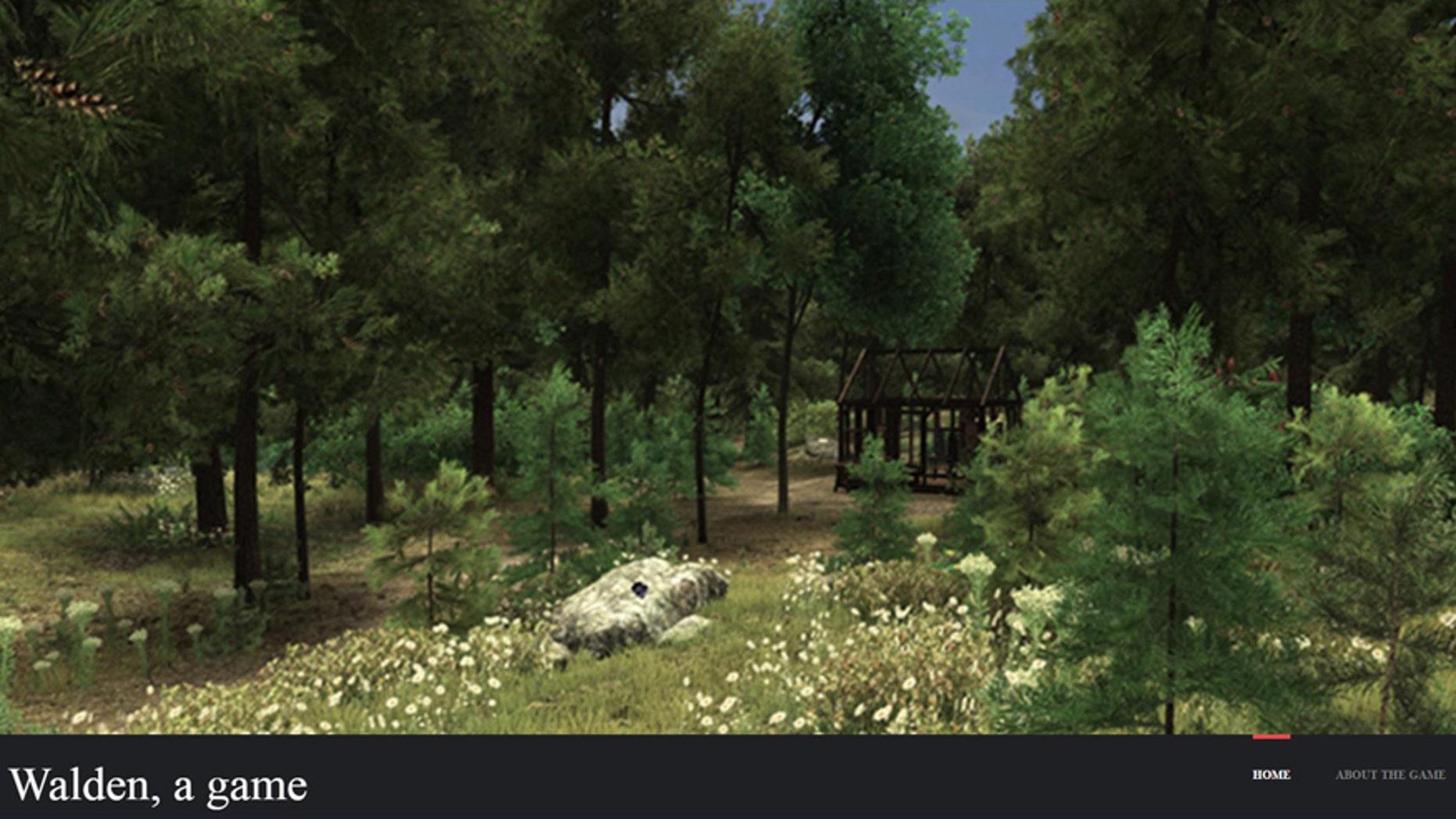 (Screenshot from www.waldengame.com)